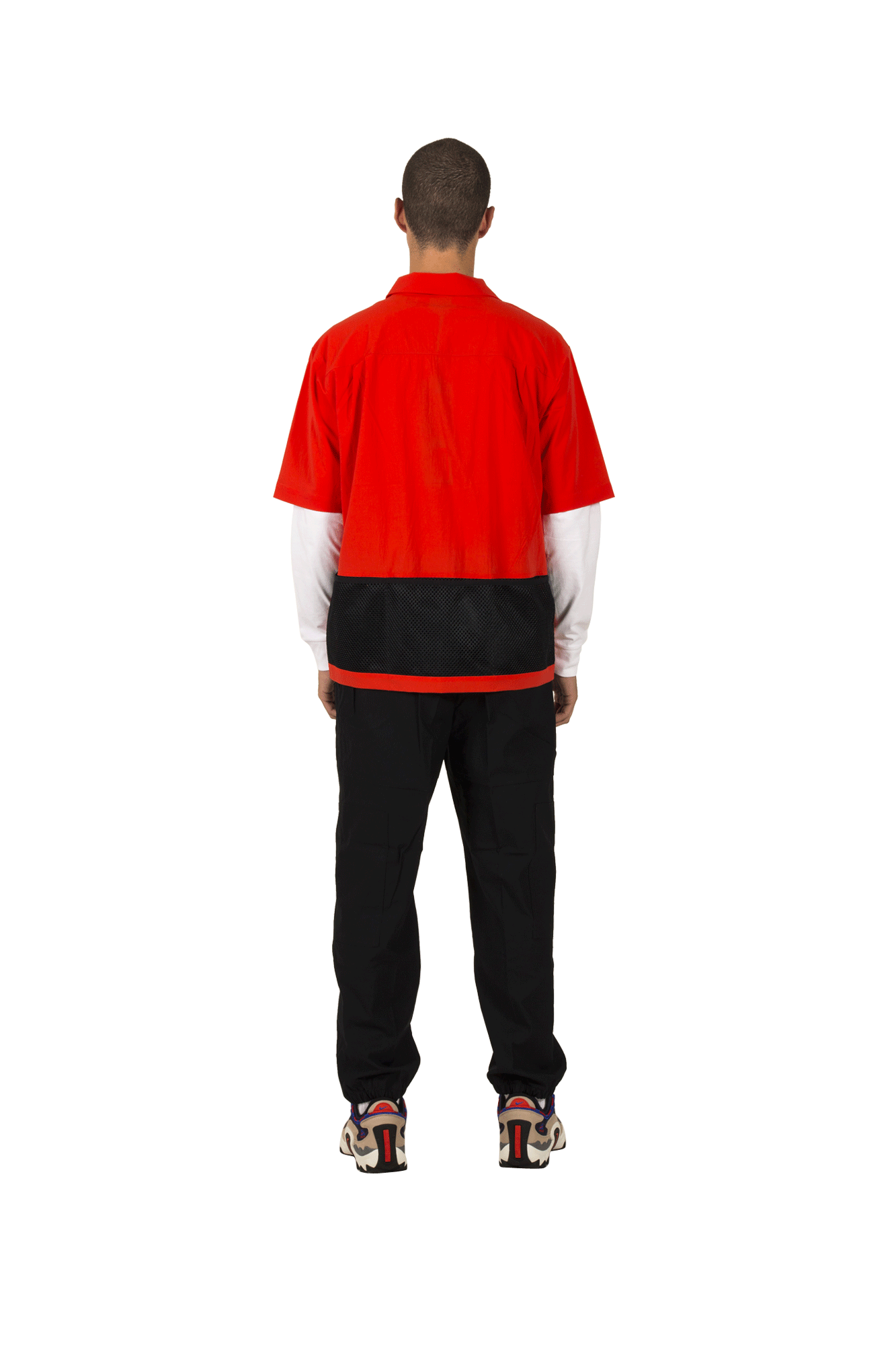 M NRG ACG TOP SS Red