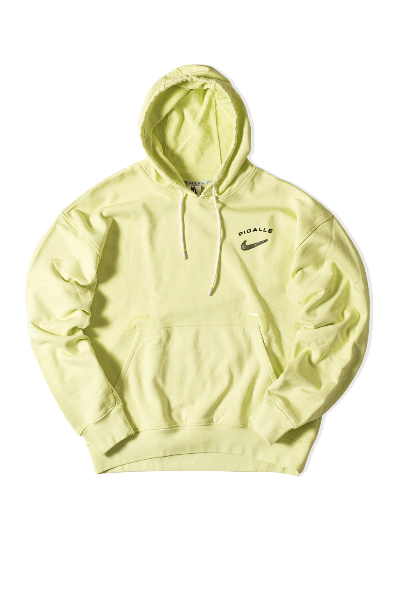 Nike Sweaters Hoodie x Pigalle Yellow CI9953-#000#335#XS - One Block Down