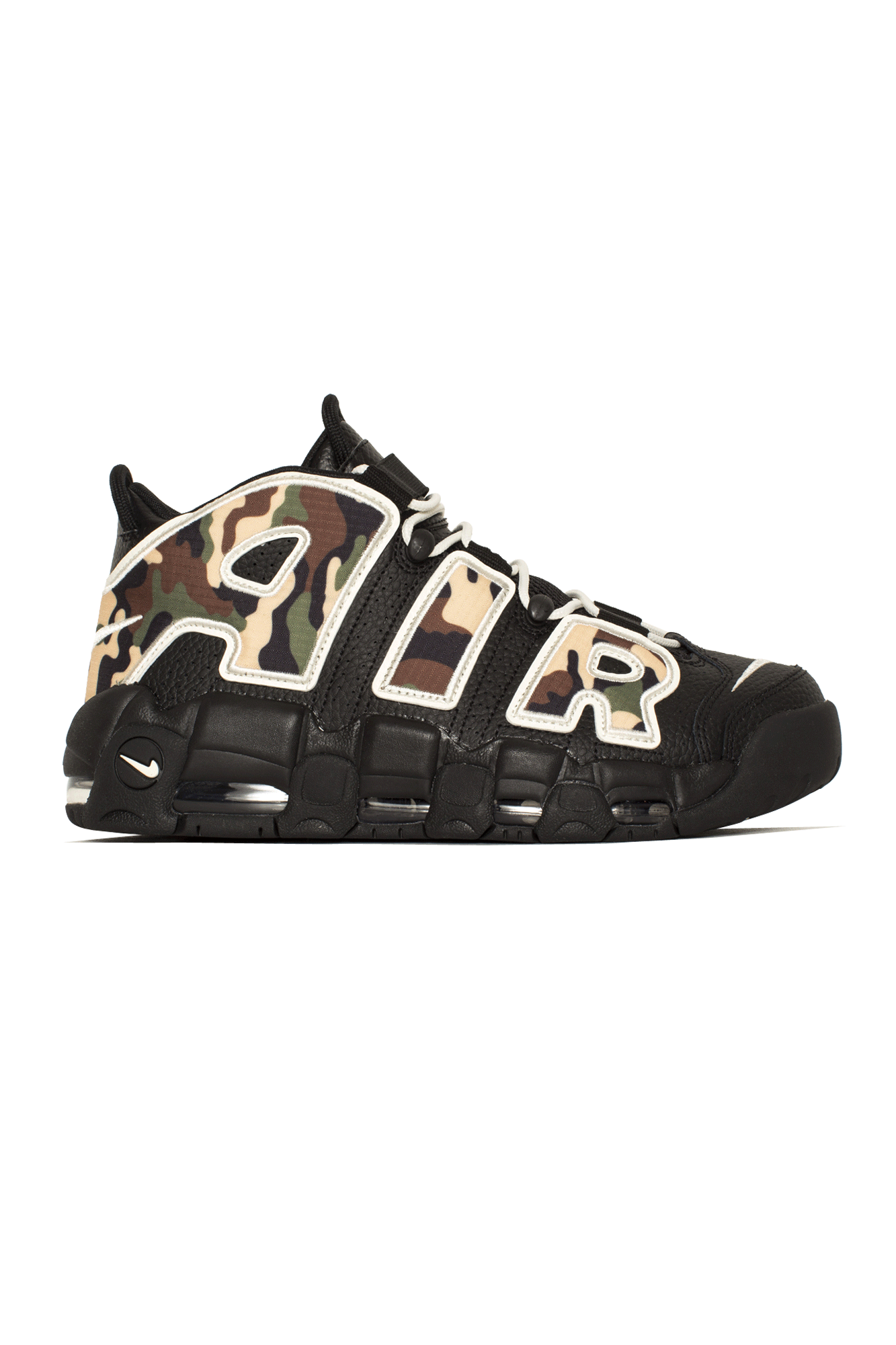 Nike Sneakers Air More Uptempo '96 QS SU19 Black CJ6122-#000#001#6 - One Block Down