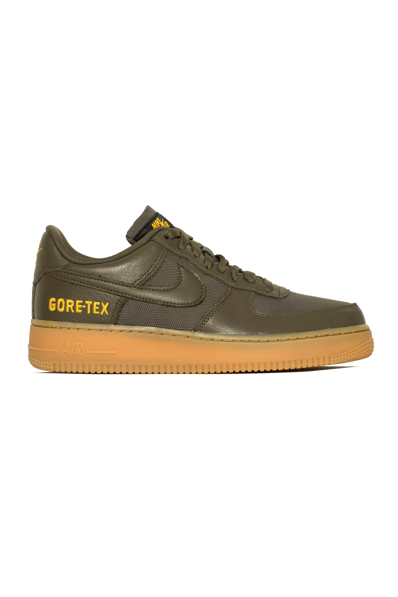 Nike Sneakers Air Force 1 Type Black AT7859 #000#001#7 One