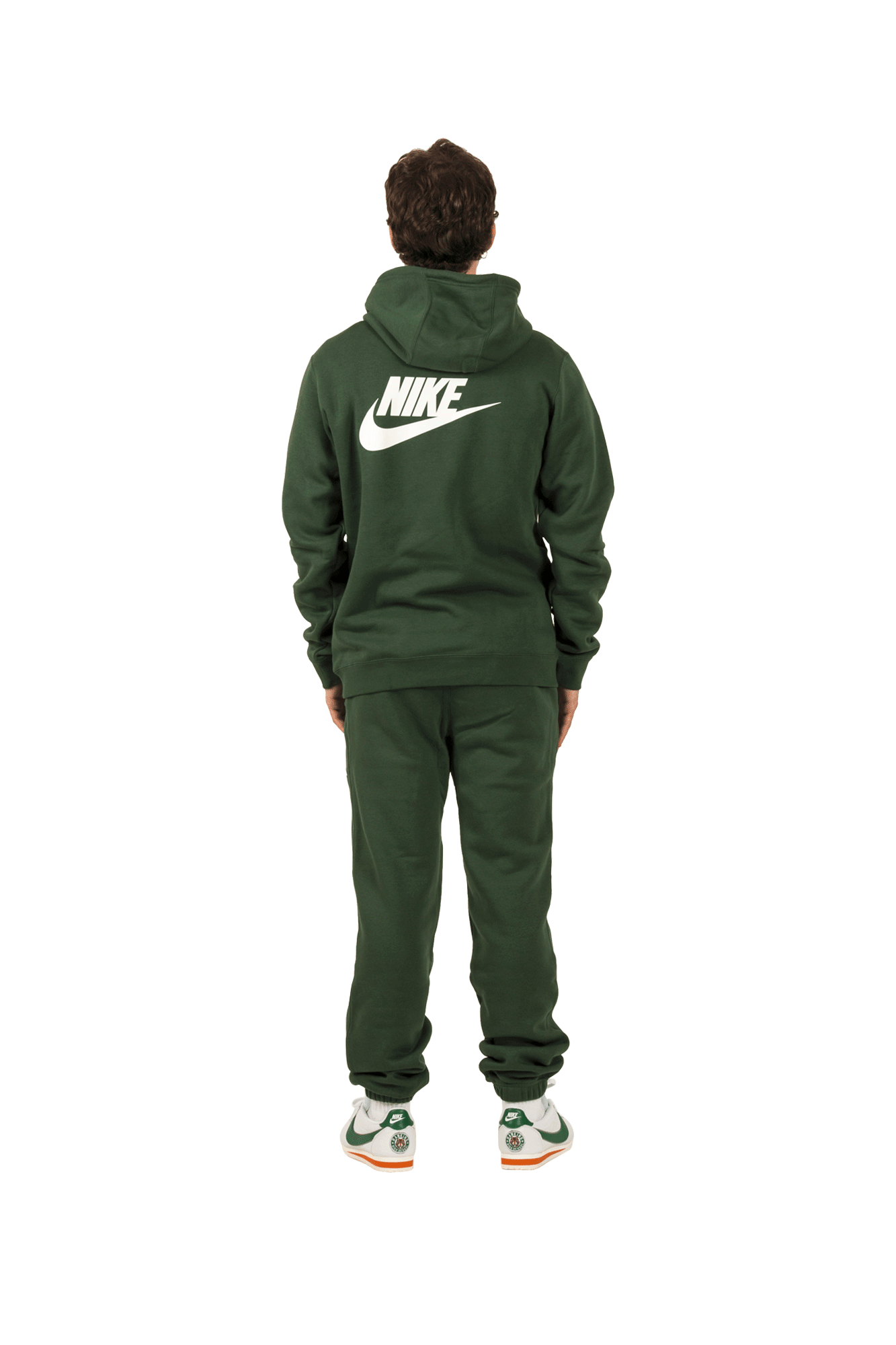 Nike Sweaters M NRG Club Hoodie X Stranger Things Green CQ3655#000#323#XXS - One Block Down