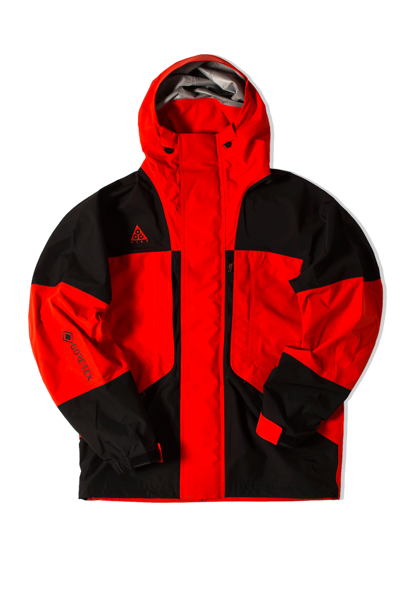 M NRG ACG Jacket HD Goretex Red