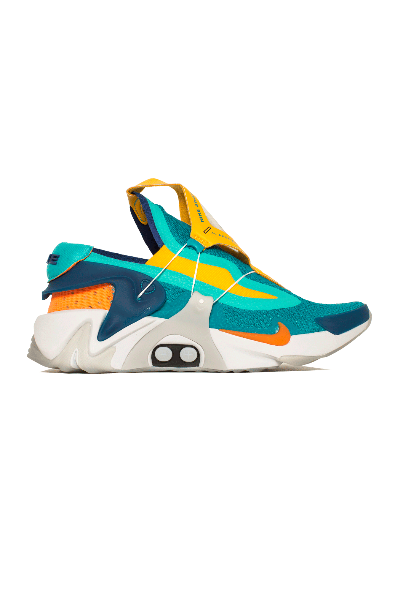Nike Sneakers Adapt Huarache Blue CT4092-#000#300#6 - One Block Down