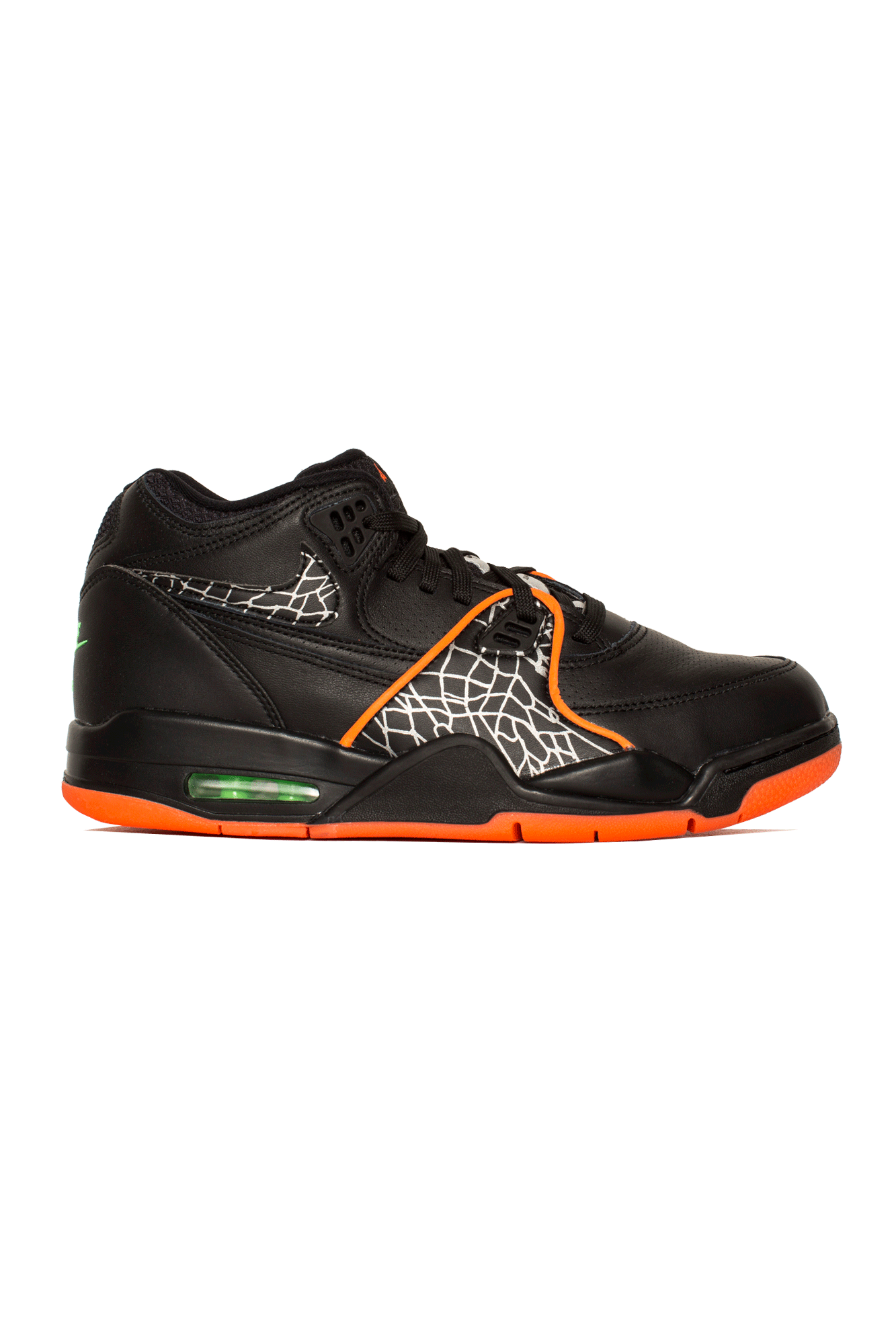Air Flight 89 QS Black