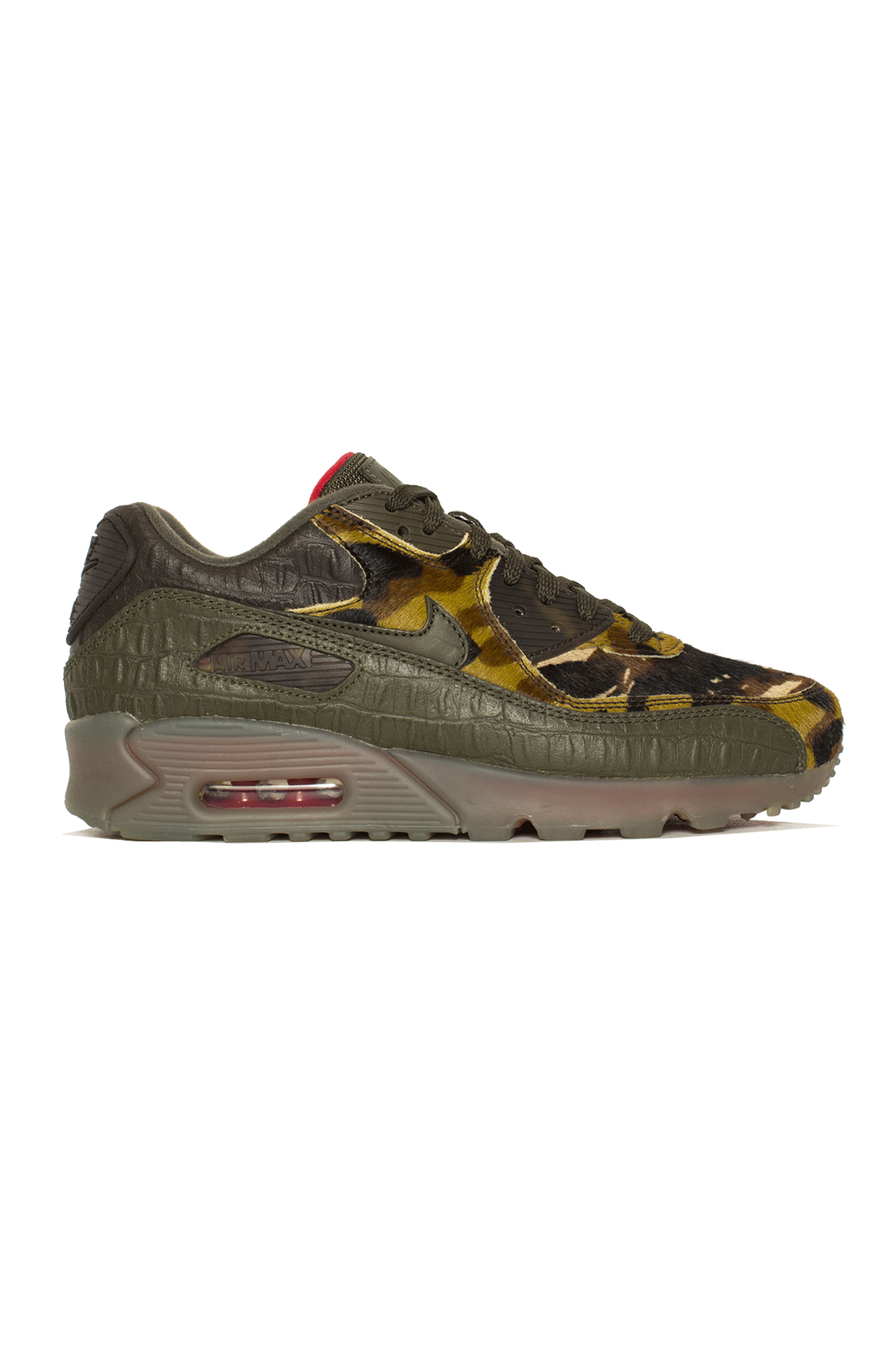 Nike Sneakers Air Max 90 Brown CU0675-#000#300#7 - One Block Down