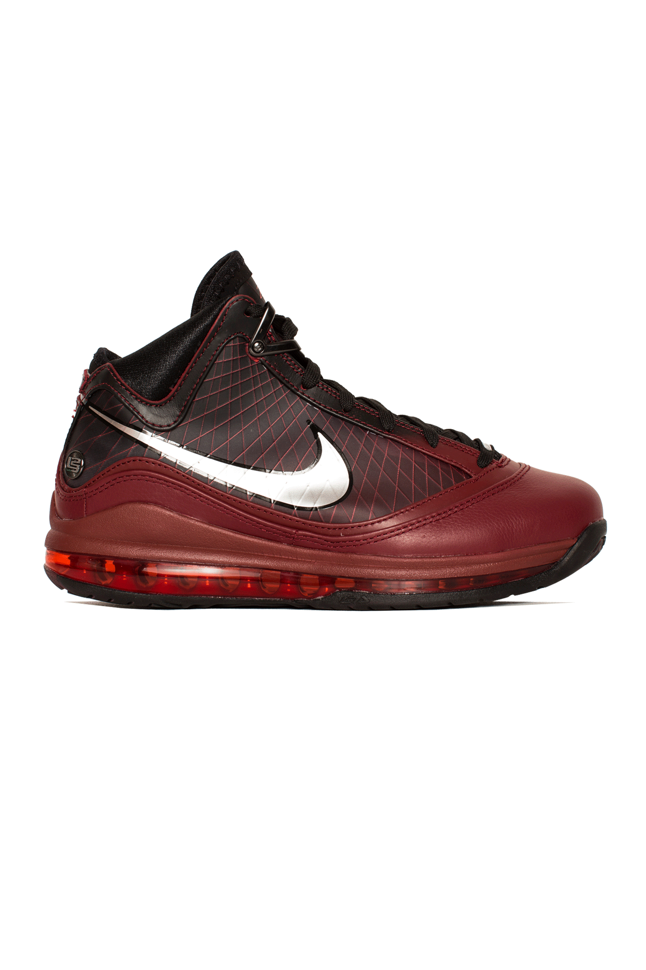 LeBron VII QS Red