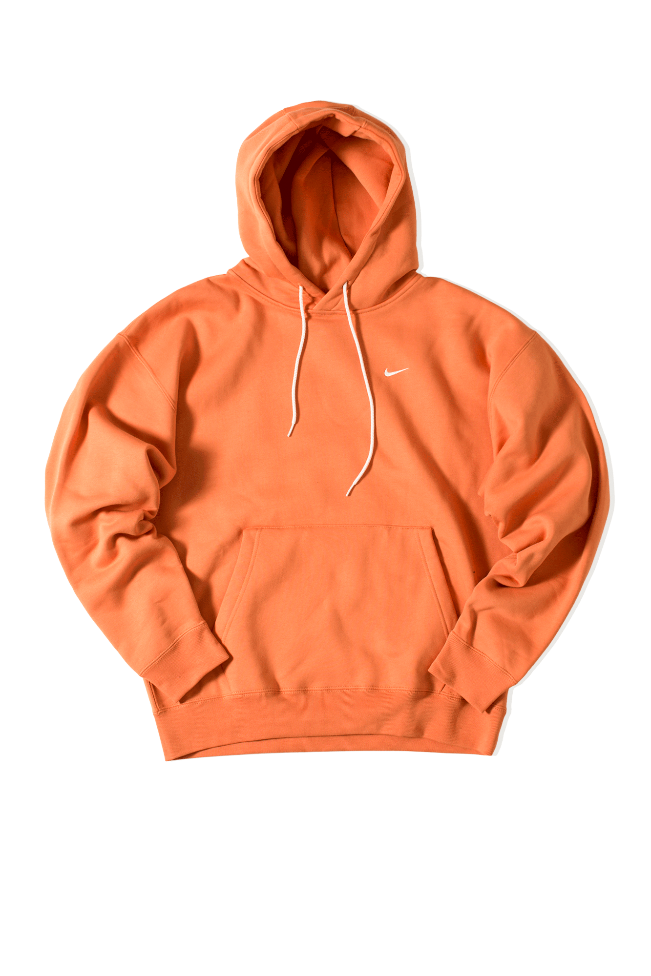 M Nrg Hooded Sweatshirt Orange
