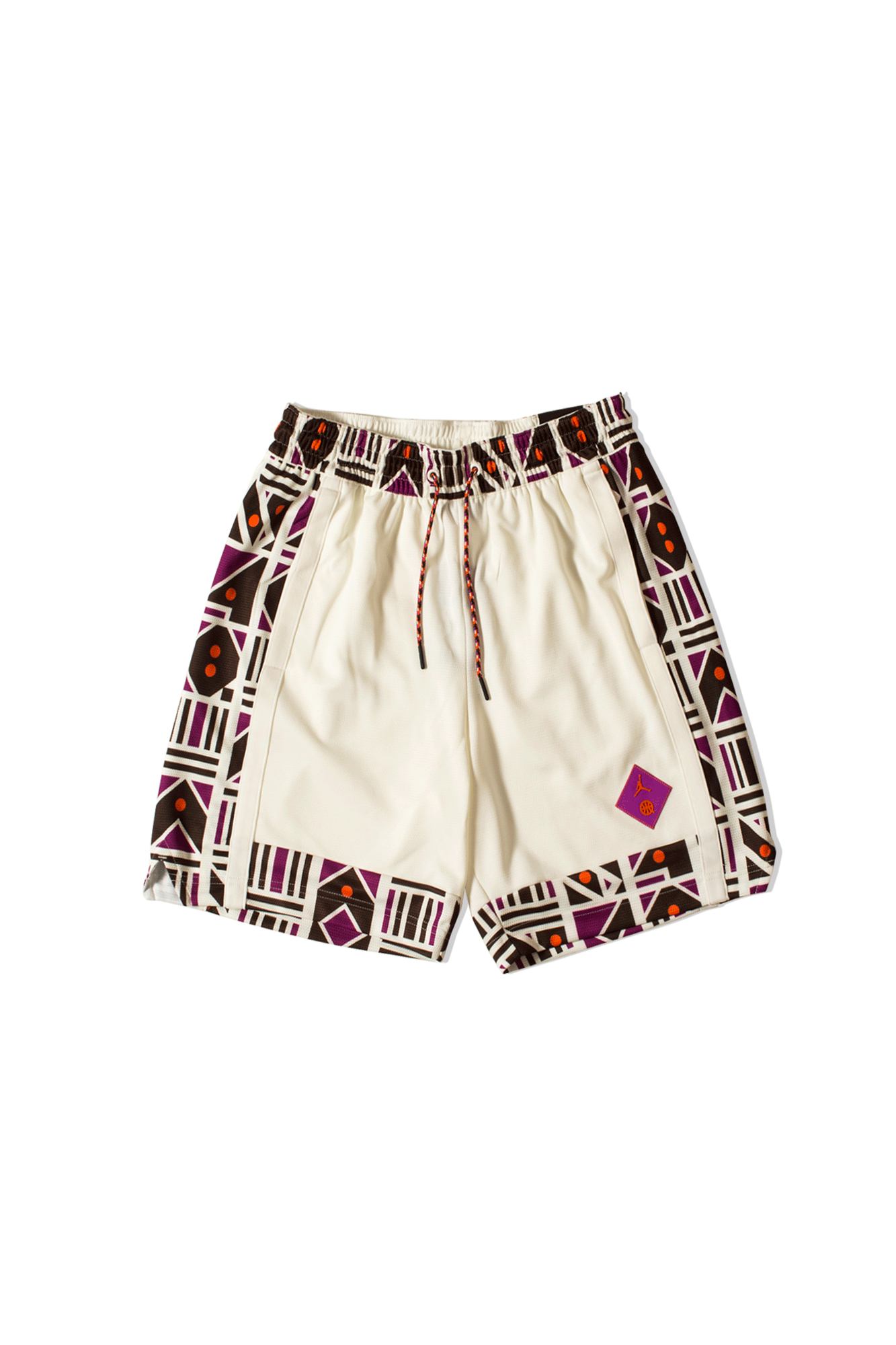 Quai 54 Air Basketball Short White