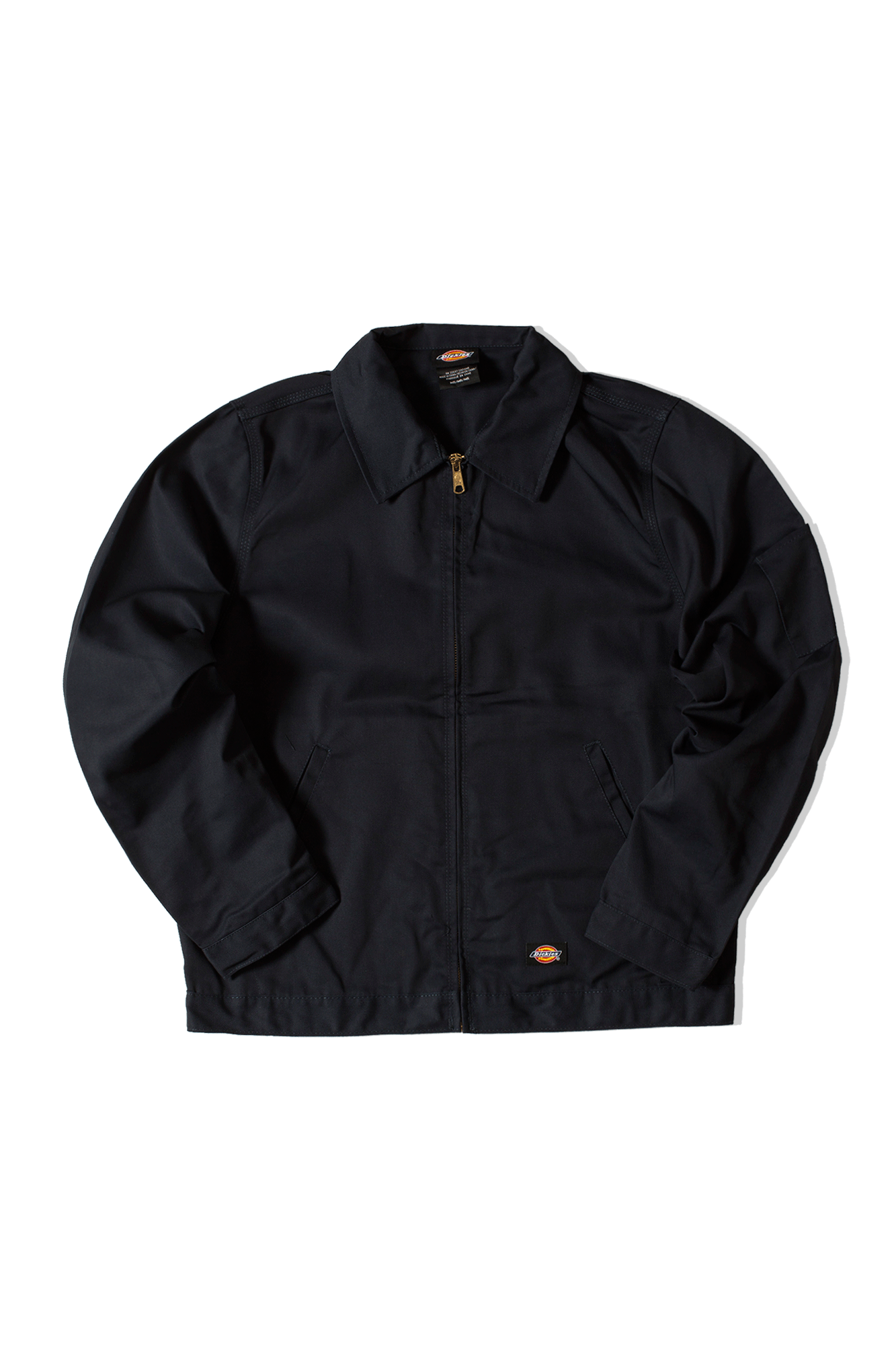 Unlined Eisenhower Jacket Blue