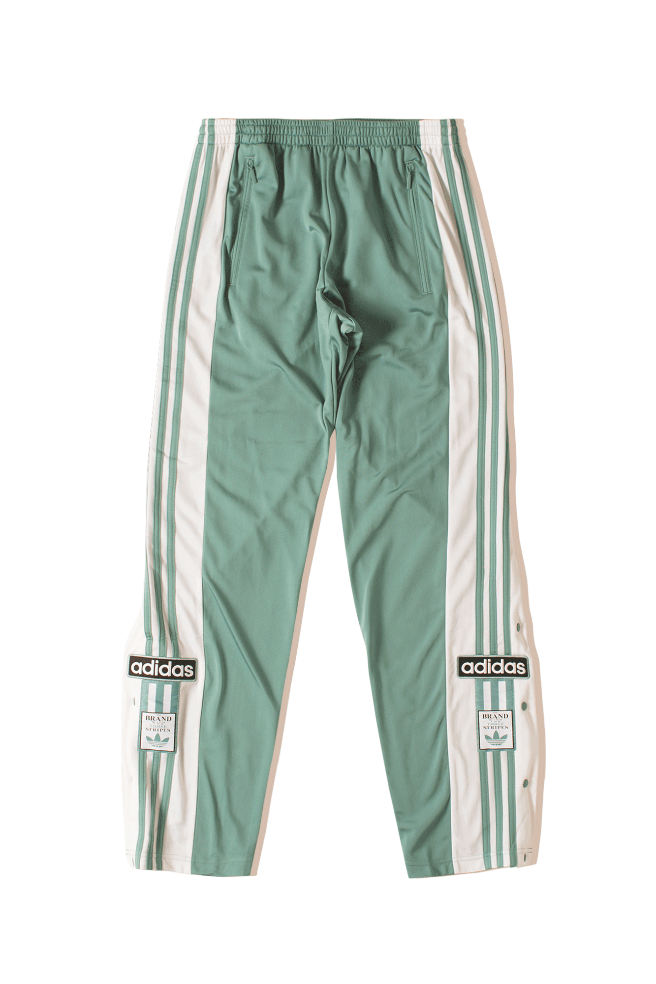 Adidas Originals Sweatpants Snap Pants Green DV1622#000#C0013#XS - One Block Down