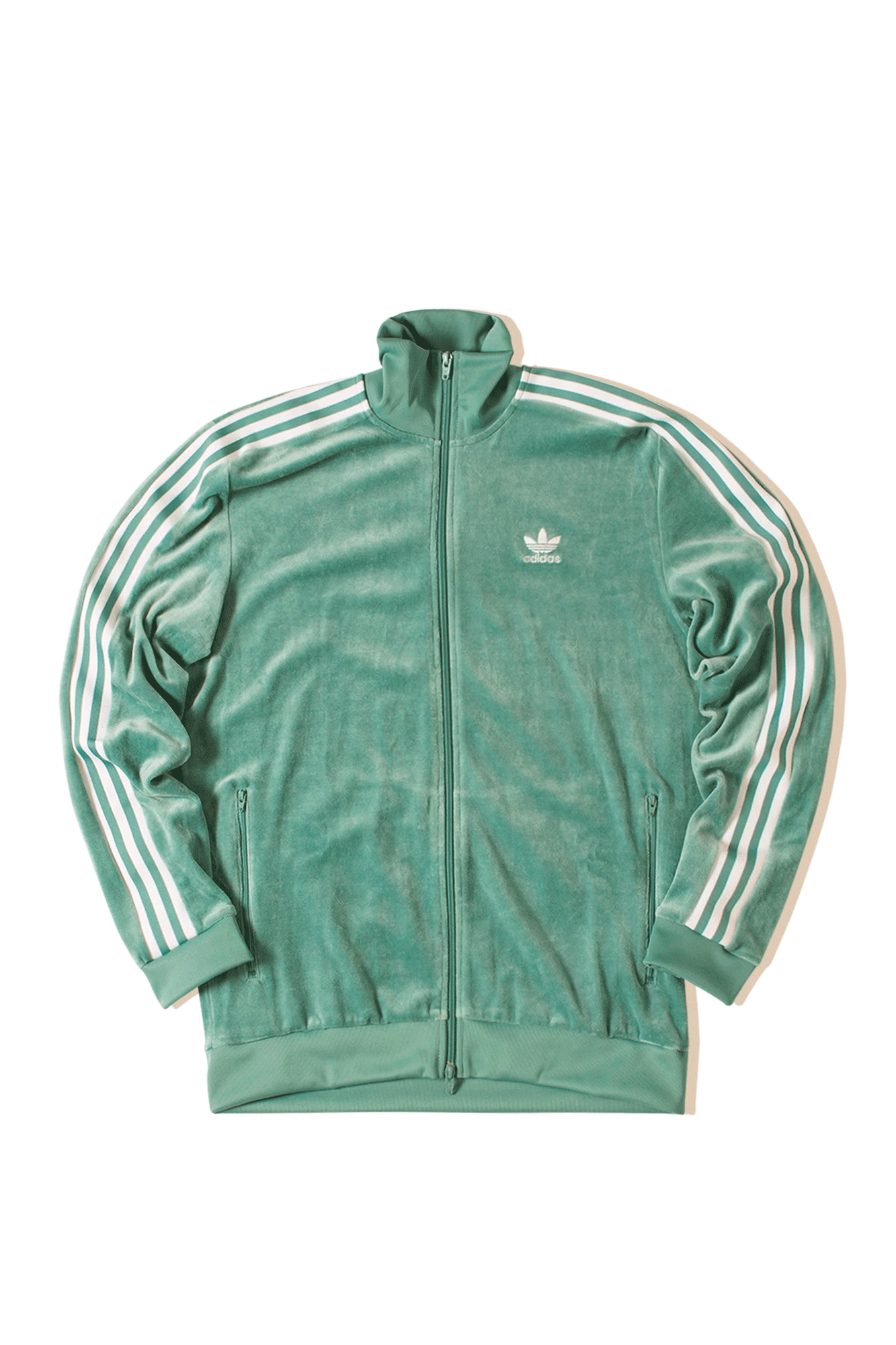 Cozy Tracktop Green