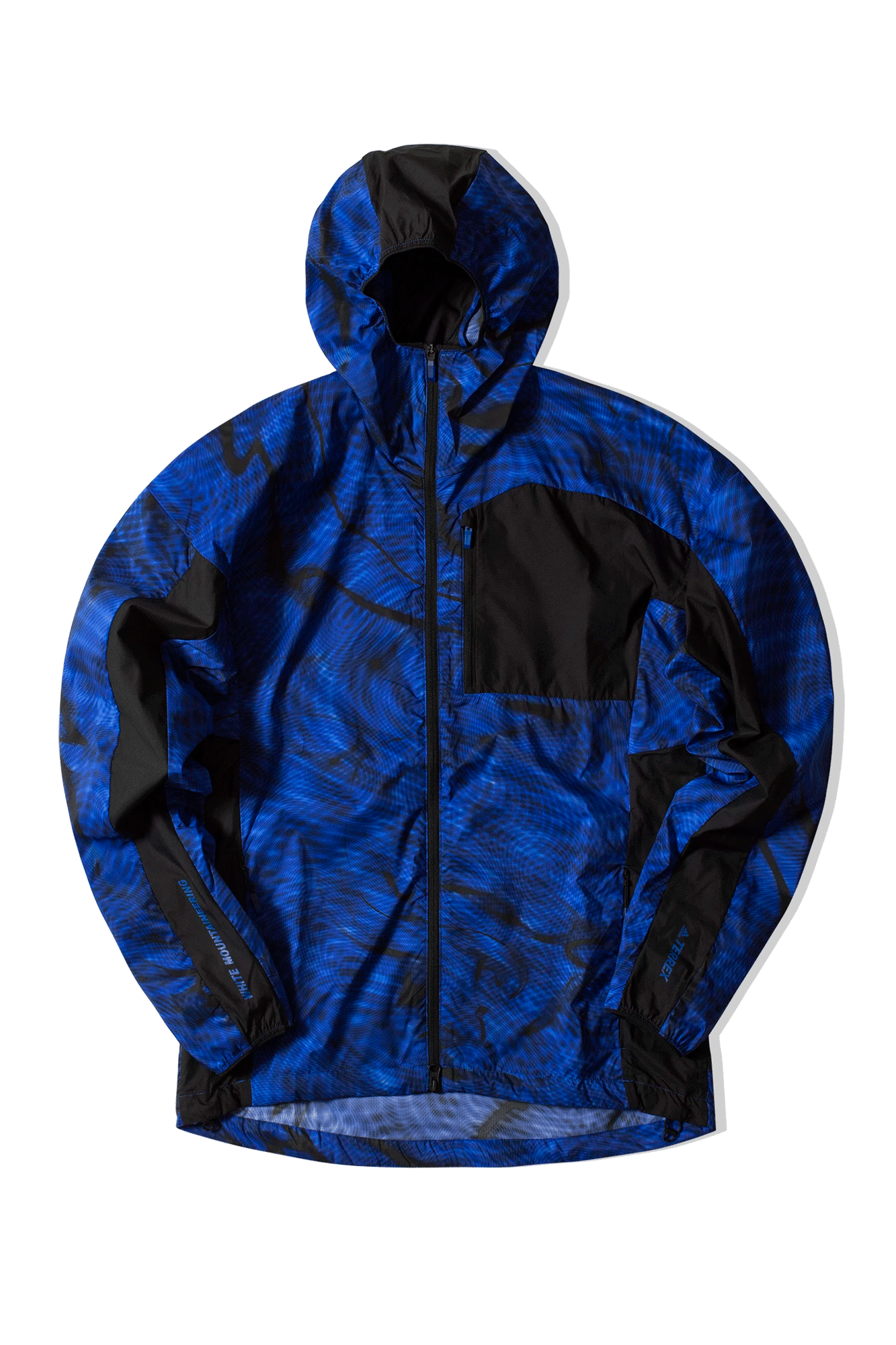 Terrex WM Wind Jkt Blue