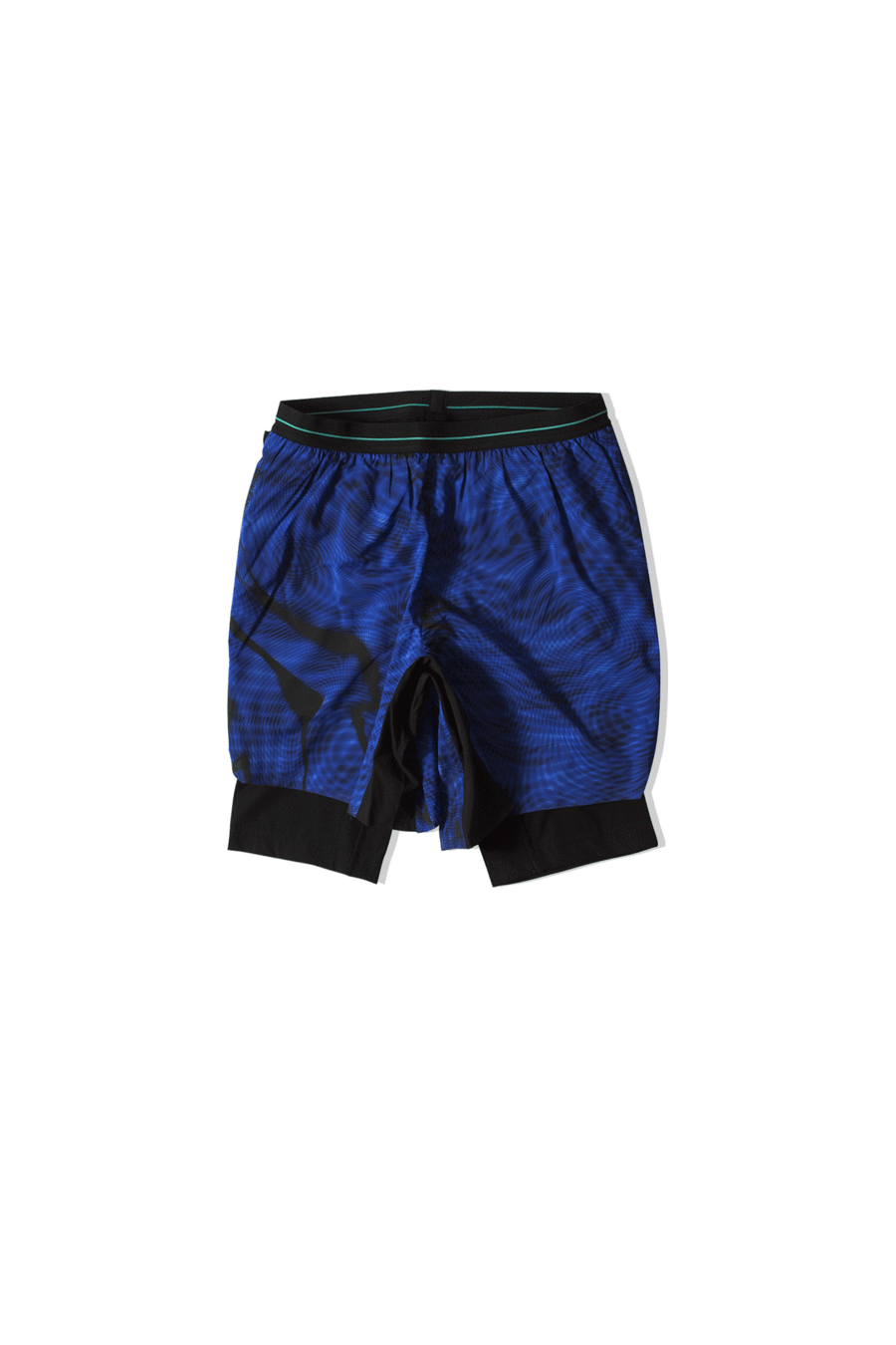 White Mountaineering x Adidas Originals Shorts Terrex WM 2 In 1 Short Blue EB4573#000#BLU#S - One Block Down