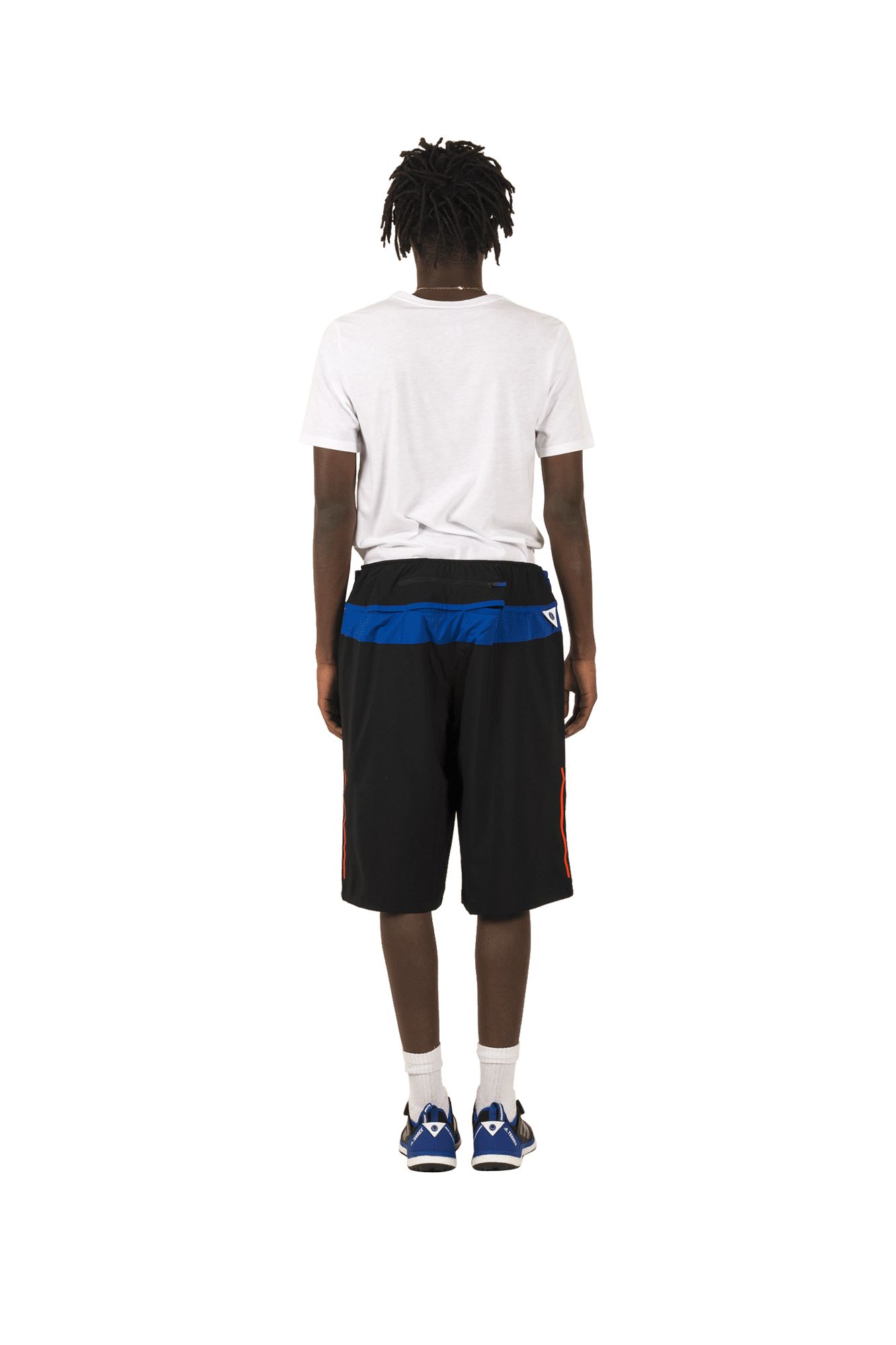 White Mountaineering x Adidas Originals Shorts Terrex WM Short Black EB4574#000#BLACK#S - One Block Down