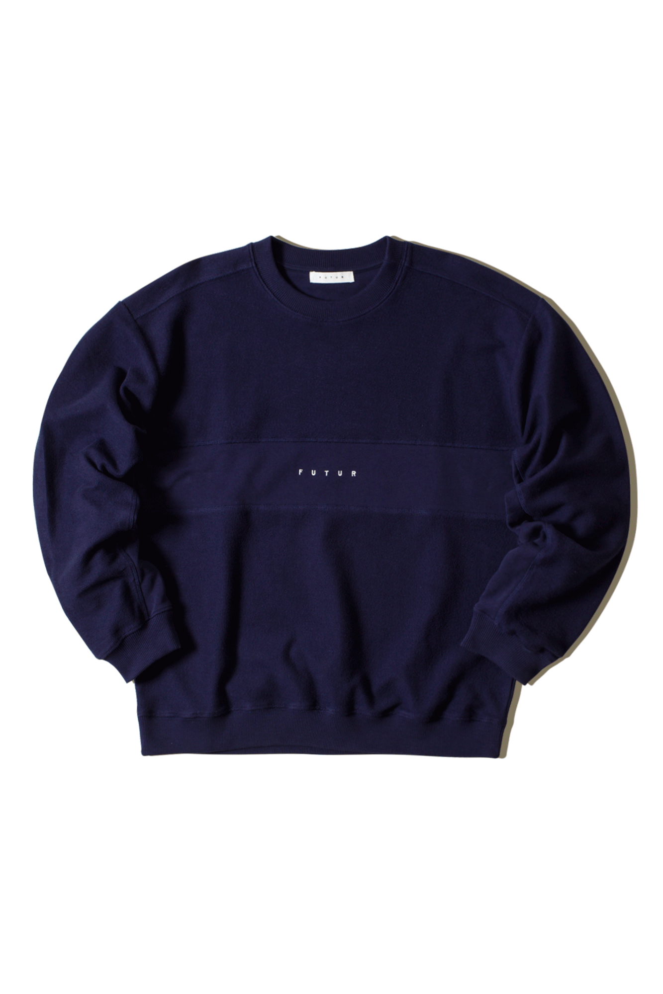 Sweaters Futur Inc Inside Out G Fit Crew Purple - One Block Down