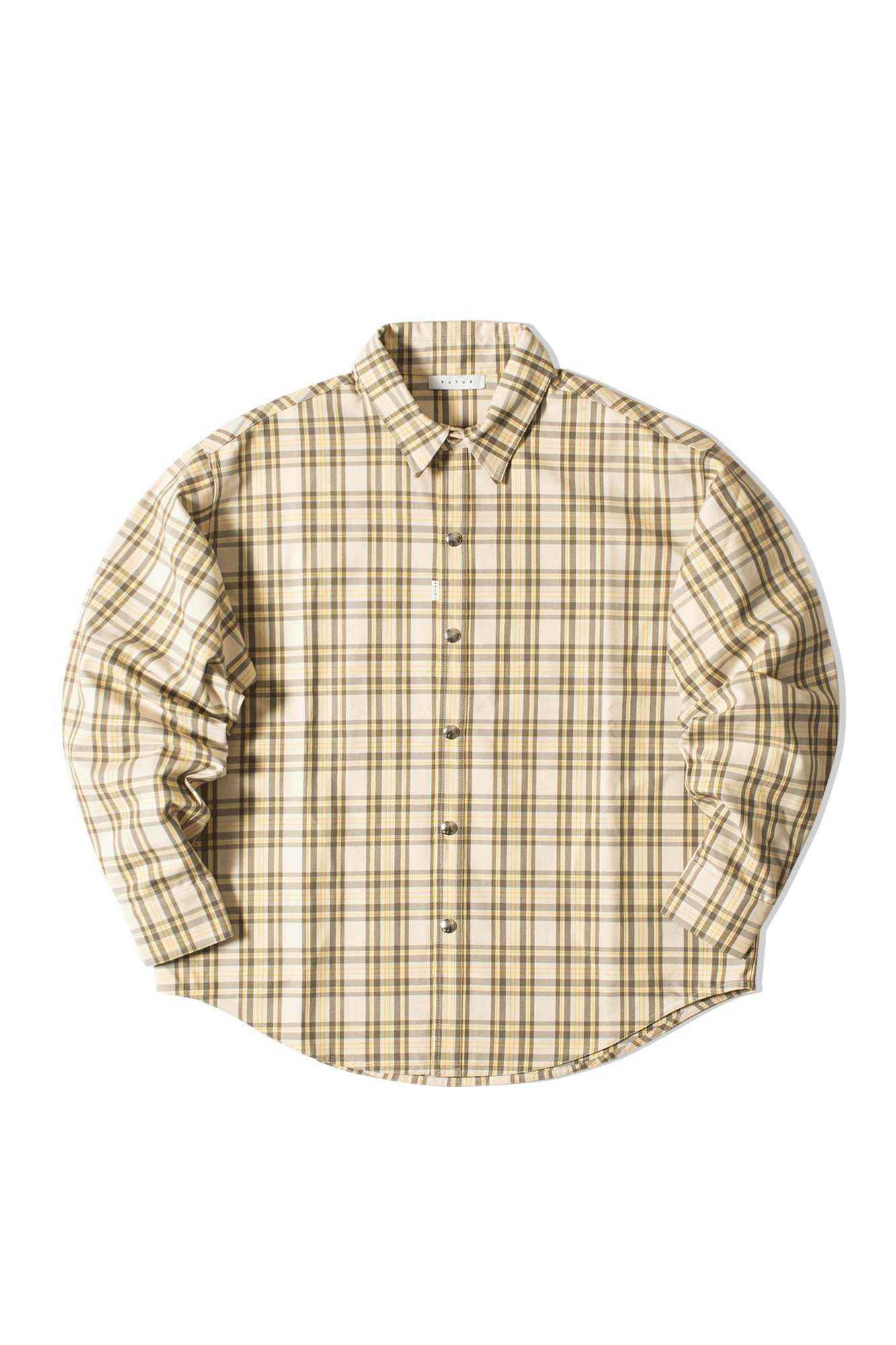 Zane Over Shirt Yellow