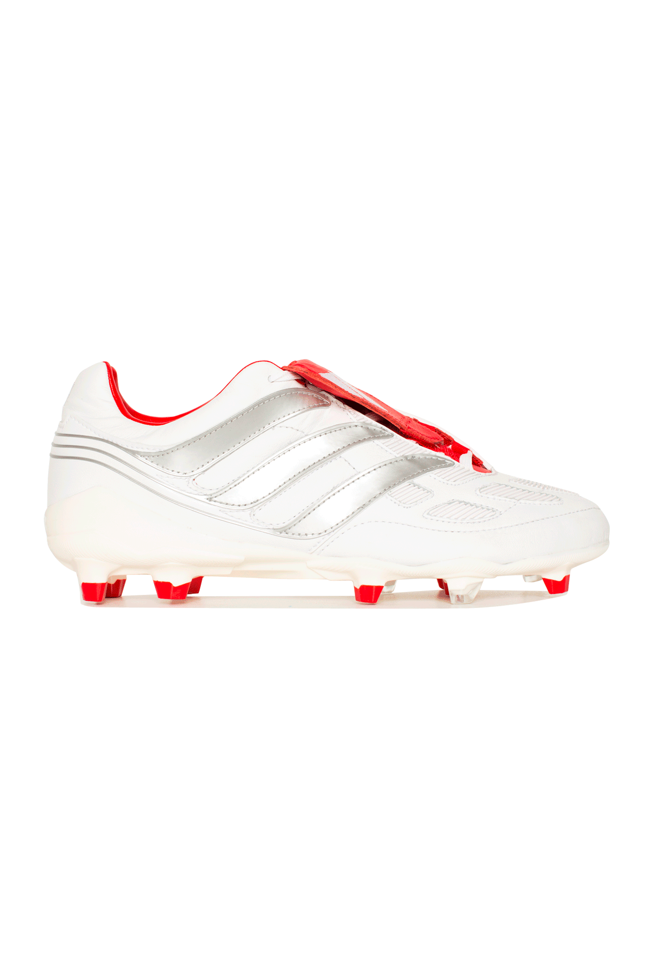 Adidas Originals Sneakers Predator Precision FG David Beckham White F97223#000#C0006#7 - One Block Down