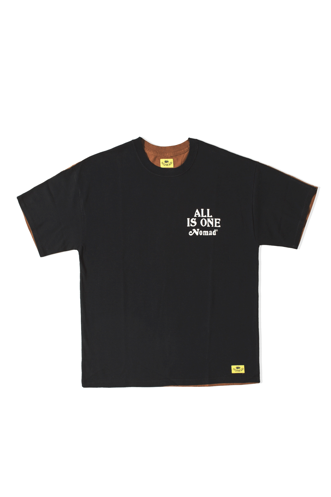 All Is One T-Shirt Black