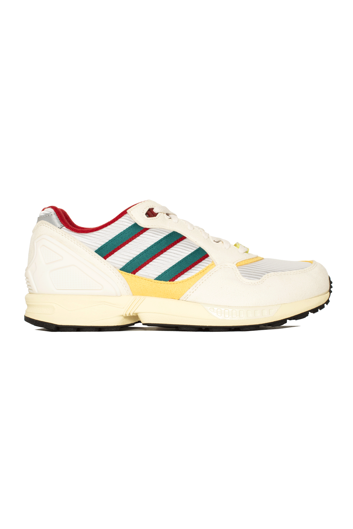 Sneakers Adidas Originals ZX 6000 White - One Block Down