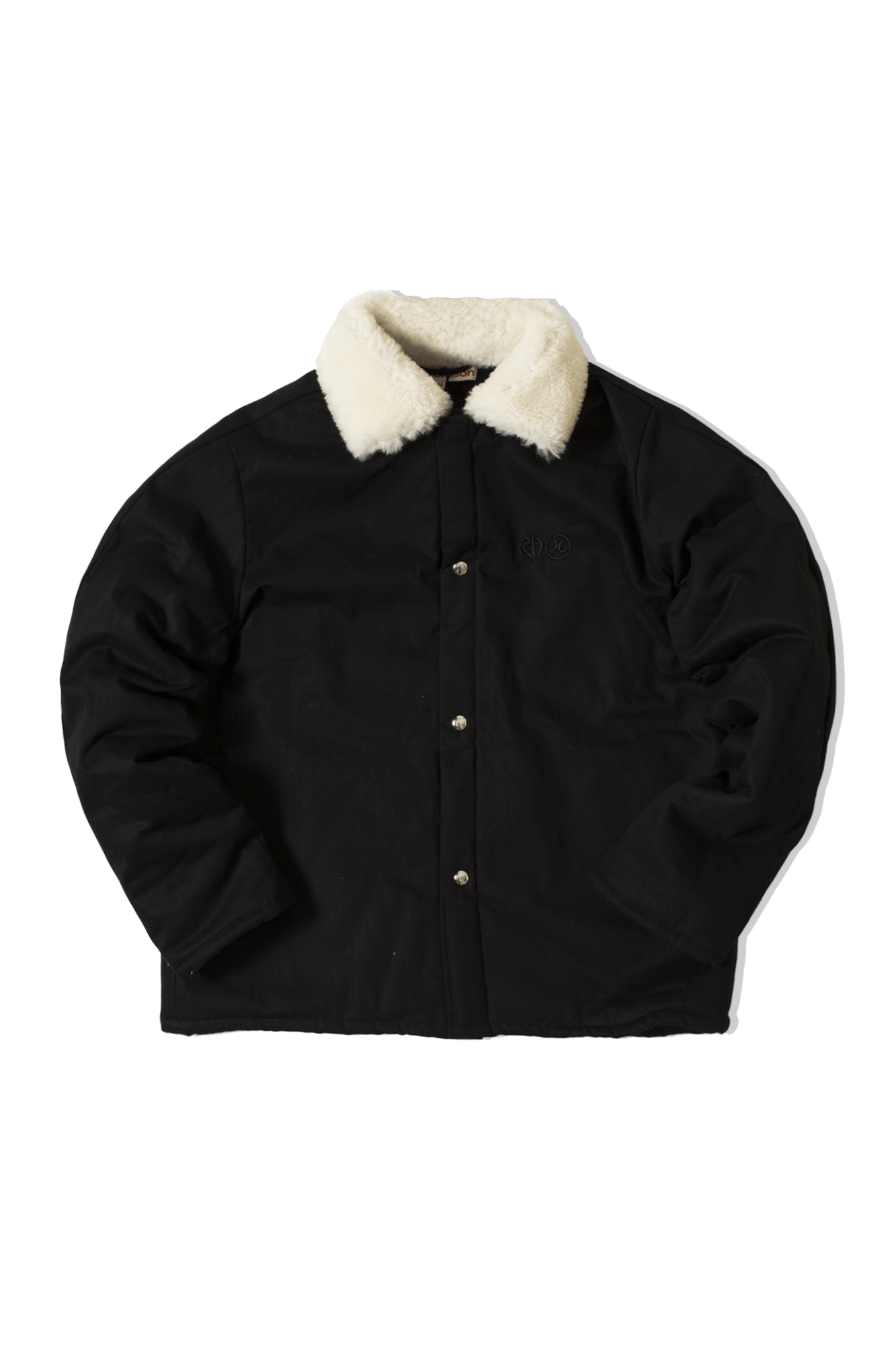 Sherpa Welder's Jacket Black