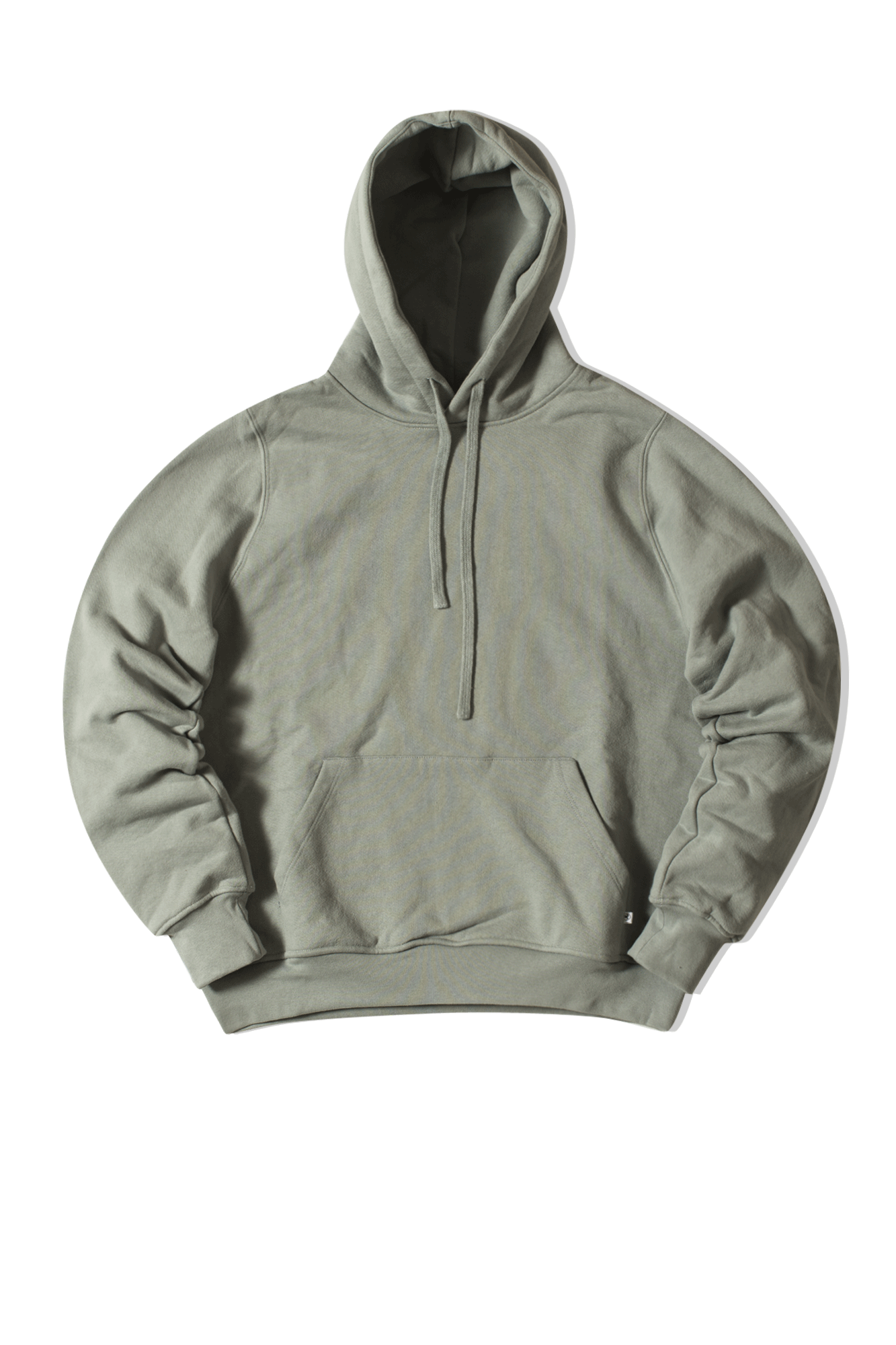 Engineered Hoodie Blue