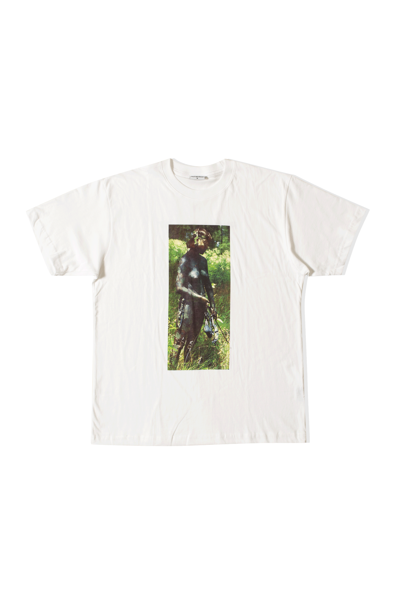 Richardson A7 Richard Prince T-Shirt White