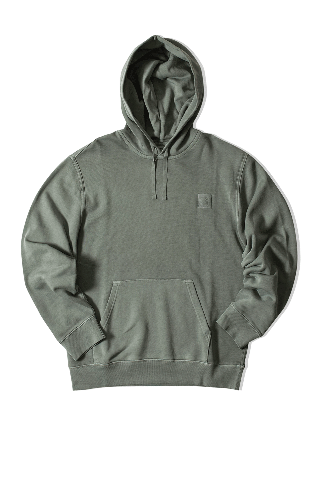 Hooded Sedona Sweat Grey
