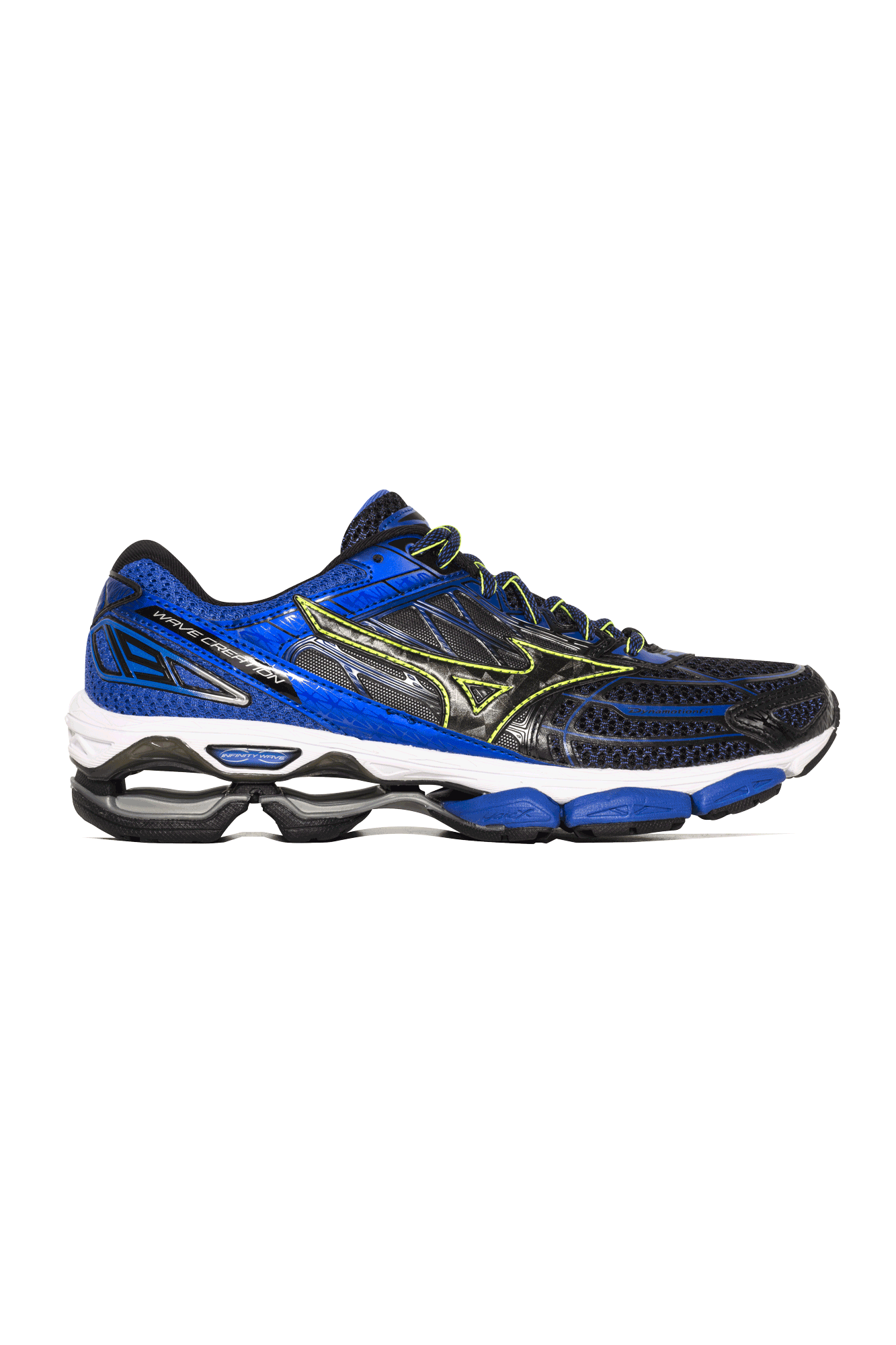 timeless design 09754 d7aac Mizuno Trainers Wave Creation Blue J1GC1701#000#C0007#8 ...