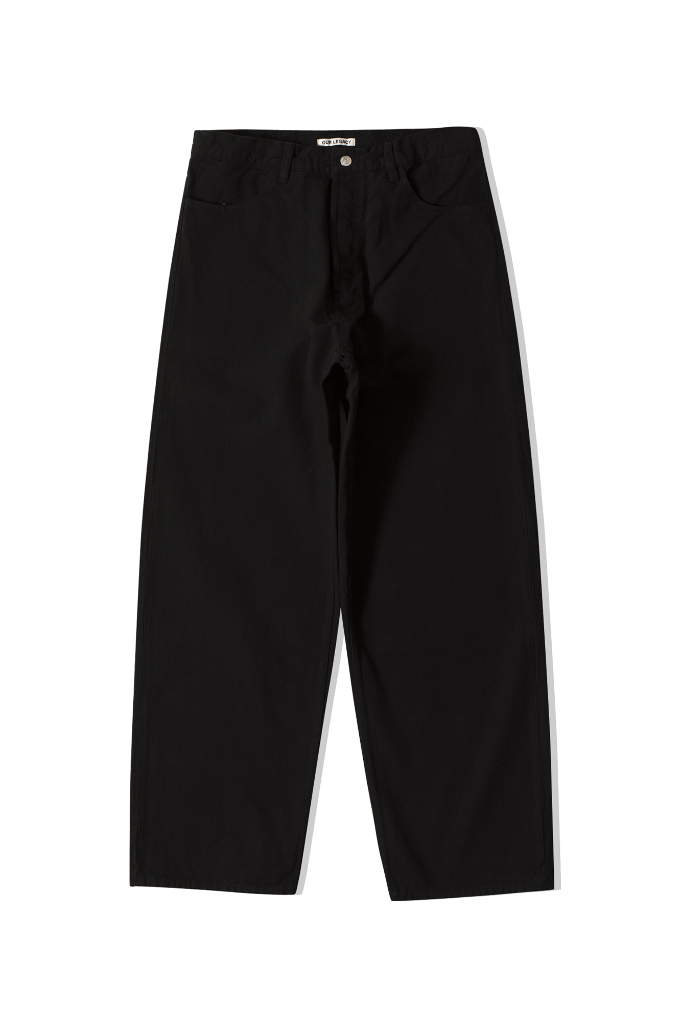 Scarecrow Trousers Black