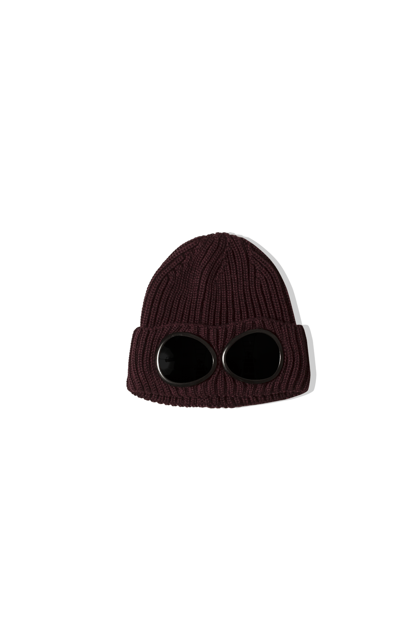 KNIT CAP Brown