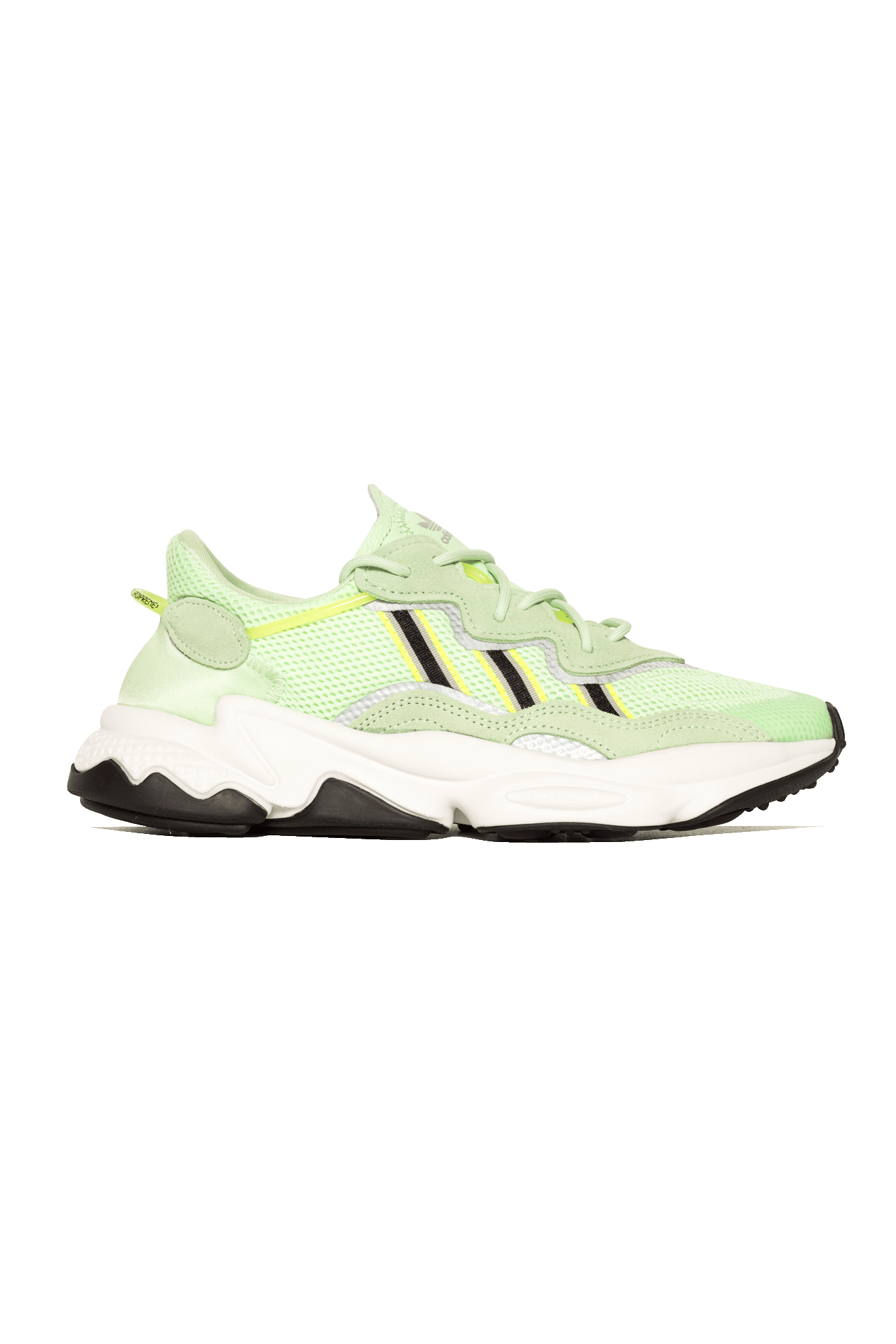 Sneakers Adidas Originals Ozweego Green - One Block Down