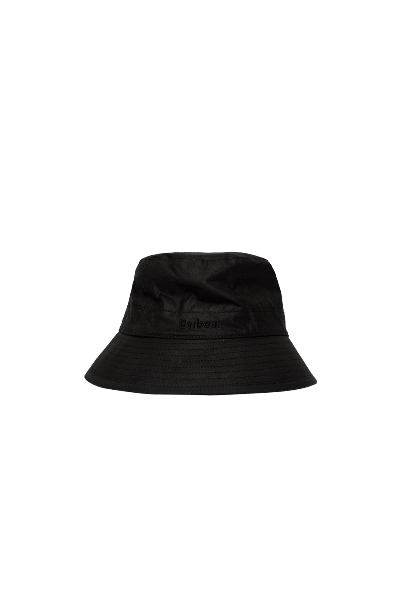Barbour Hats Wax Sports Hat Black MHA0001#000#BK91#M - One Block Down