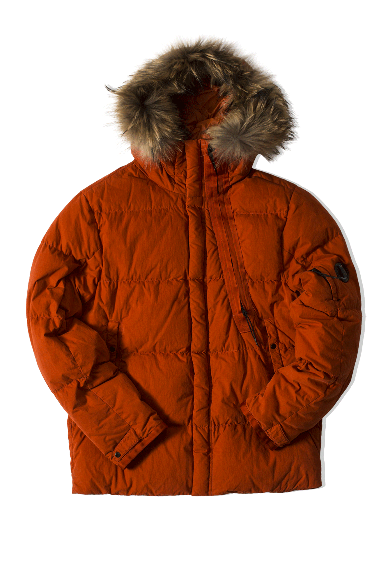 MEDIUM JACKET Orange