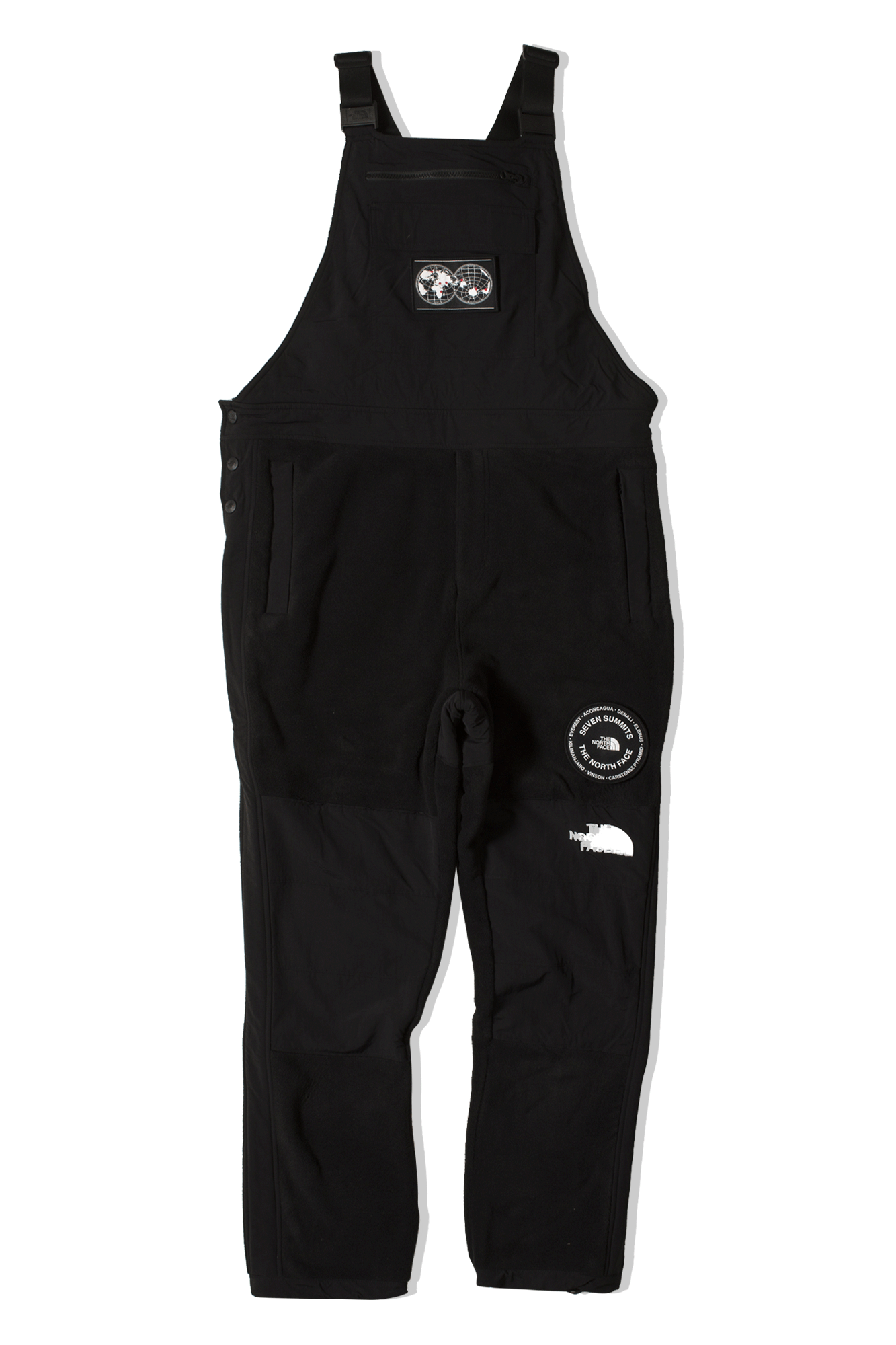 7SE Himalayan Fleece Suit Black