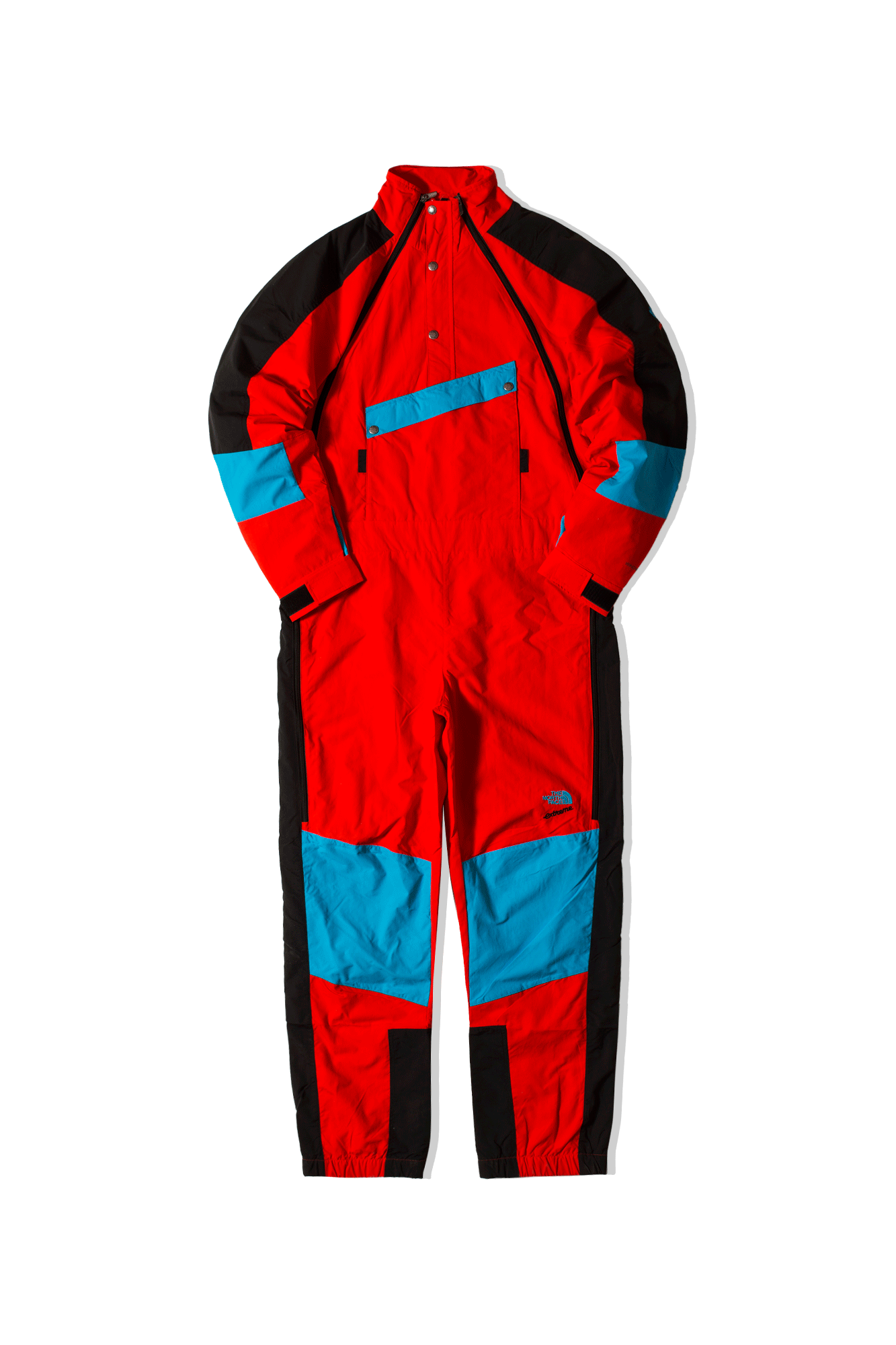 90 Extreme Wind Suit Red