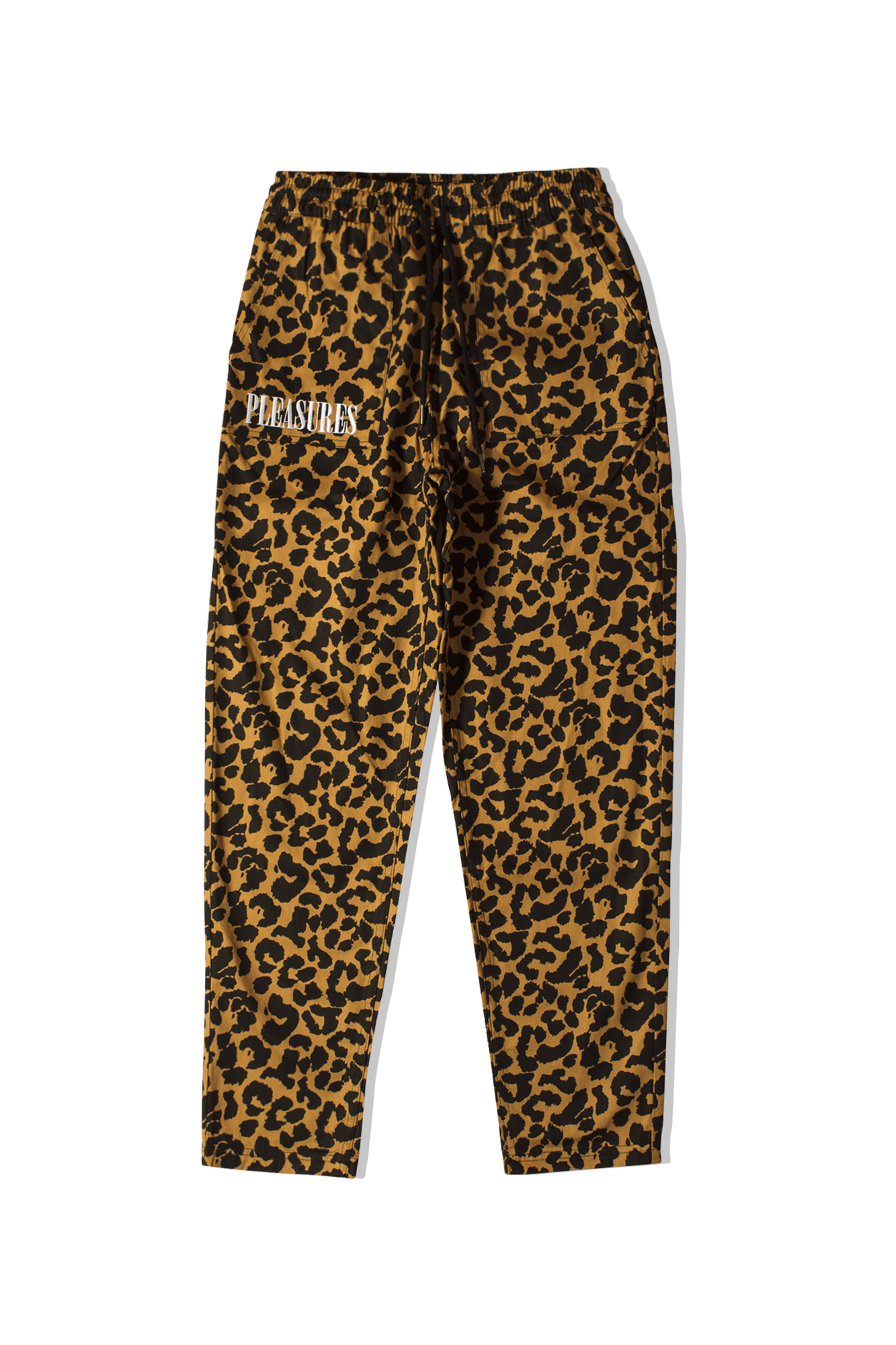 Leopard Beach Pant Brown