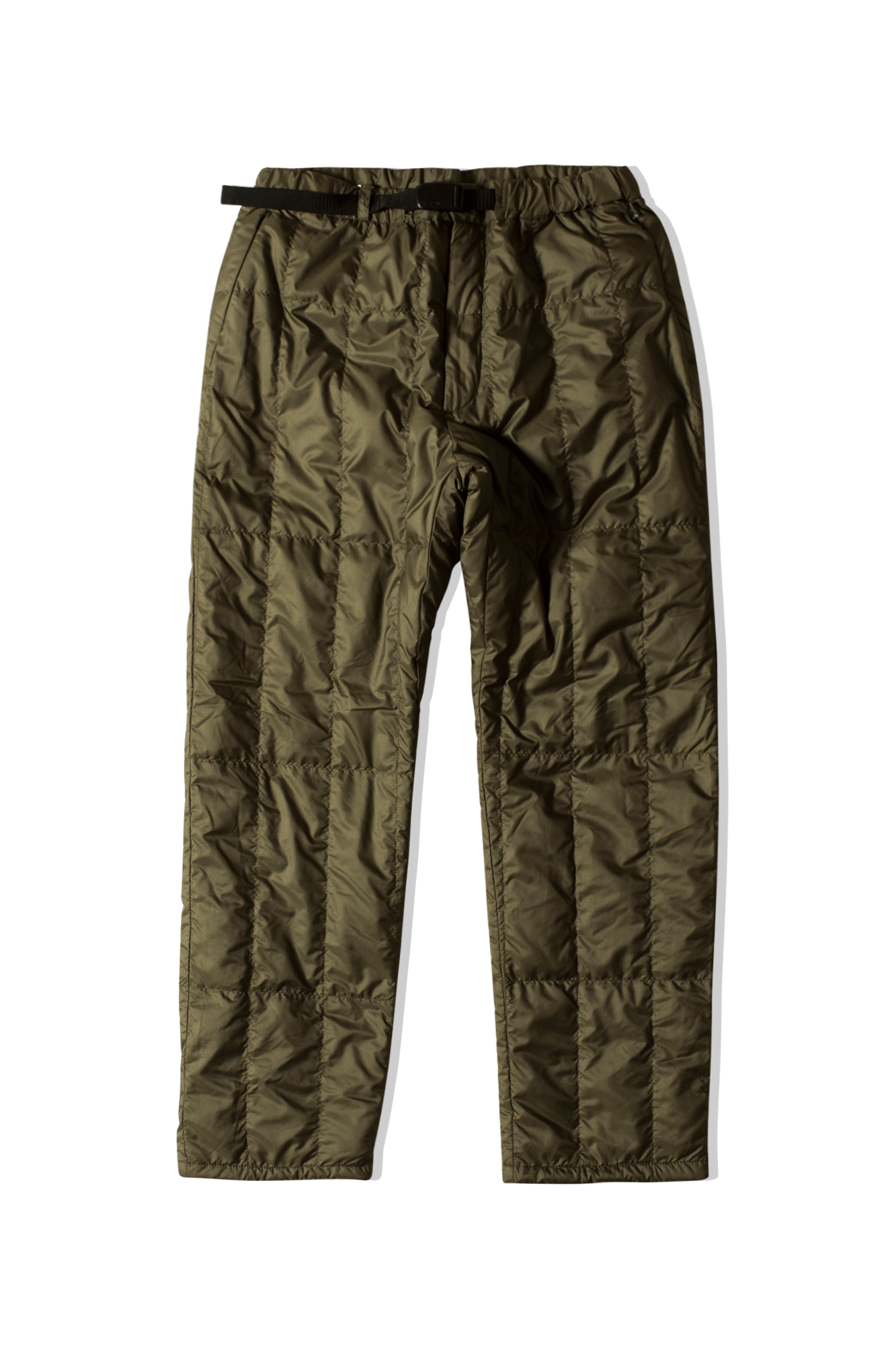 Recycled Middle Down Pant Green