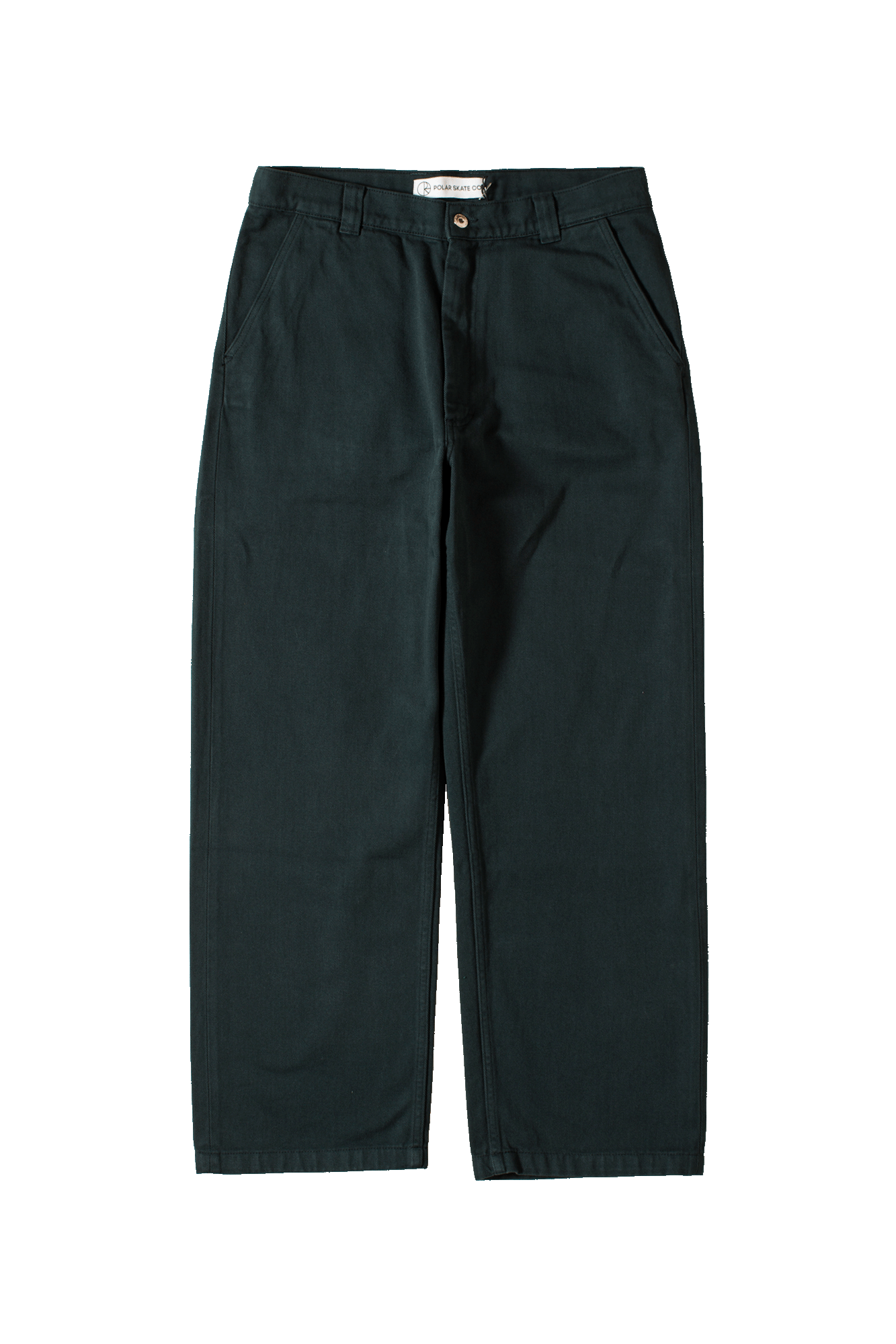 40's Trousers Grey