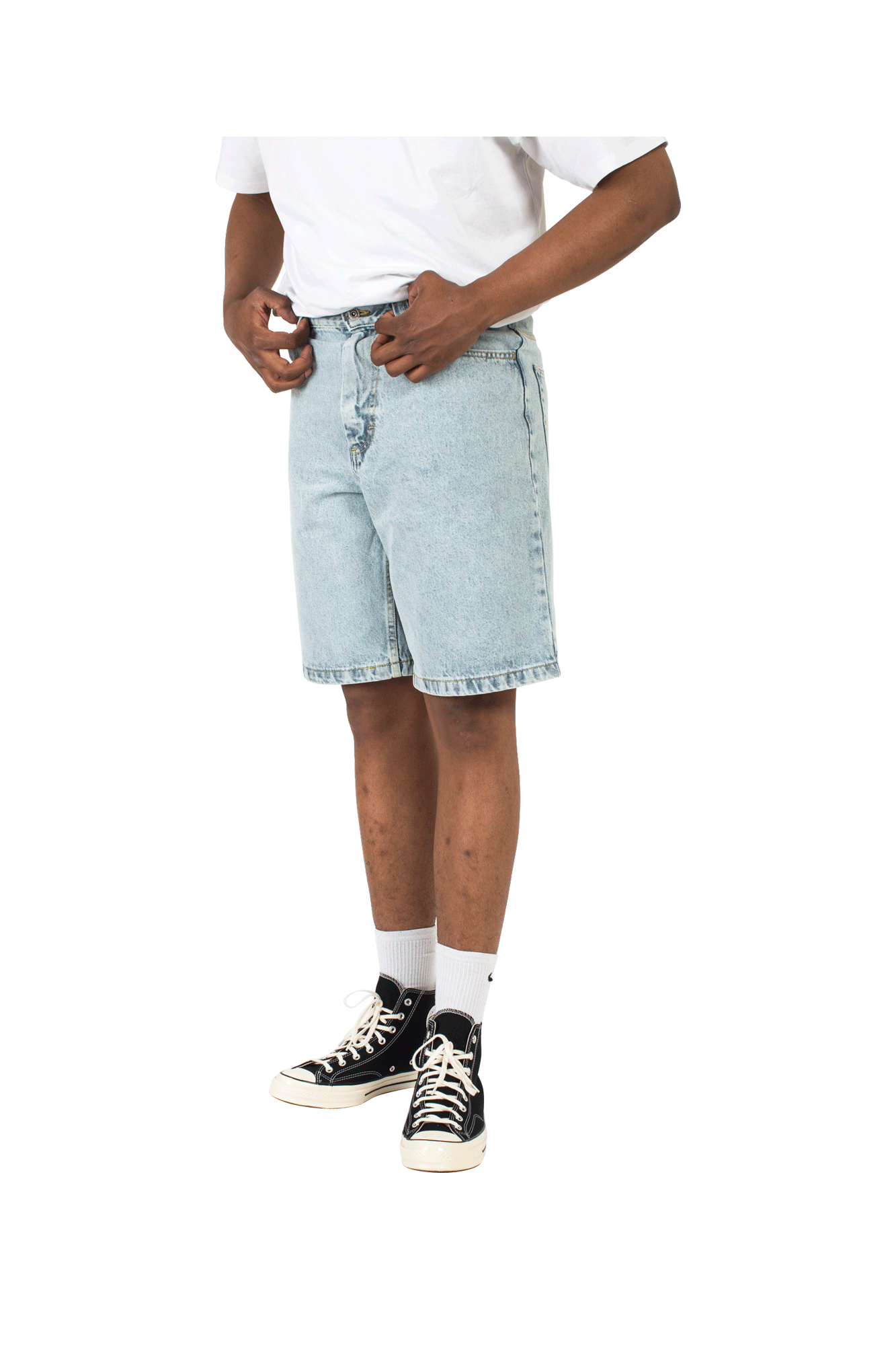 Big Boy Shorts Blue