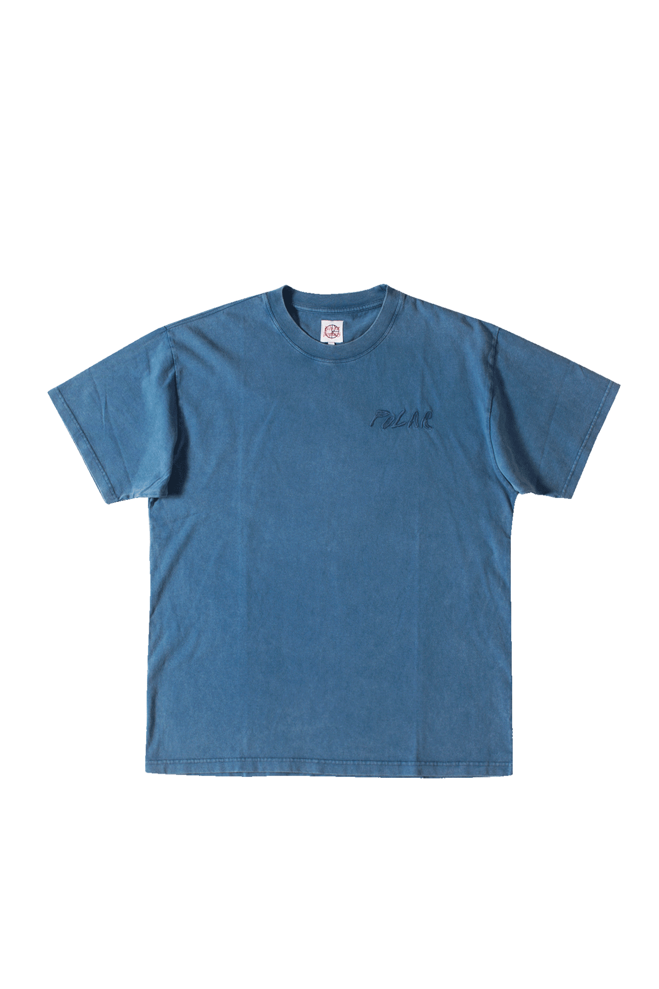 Elvira Logo T-Shirt Blue