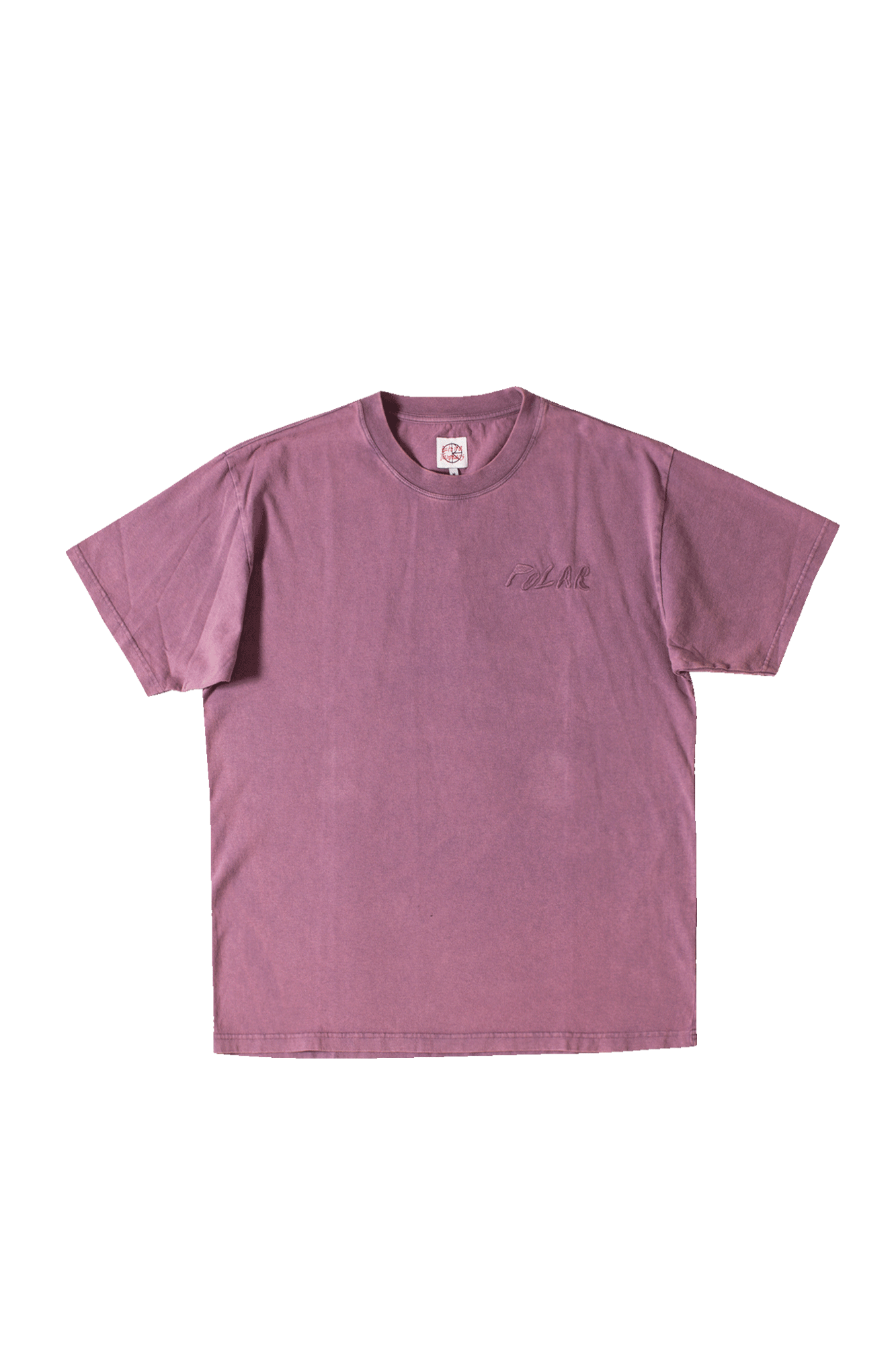 Elvira Logo T-Shirt Purple