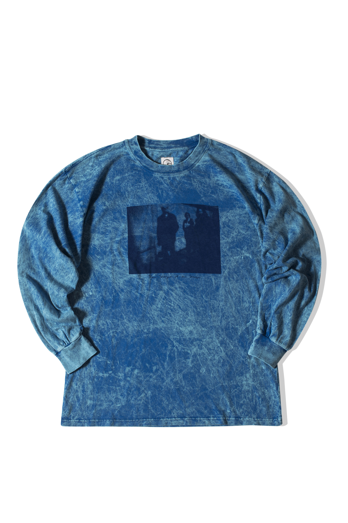 Strongest of the Strange Longsleeve Blue