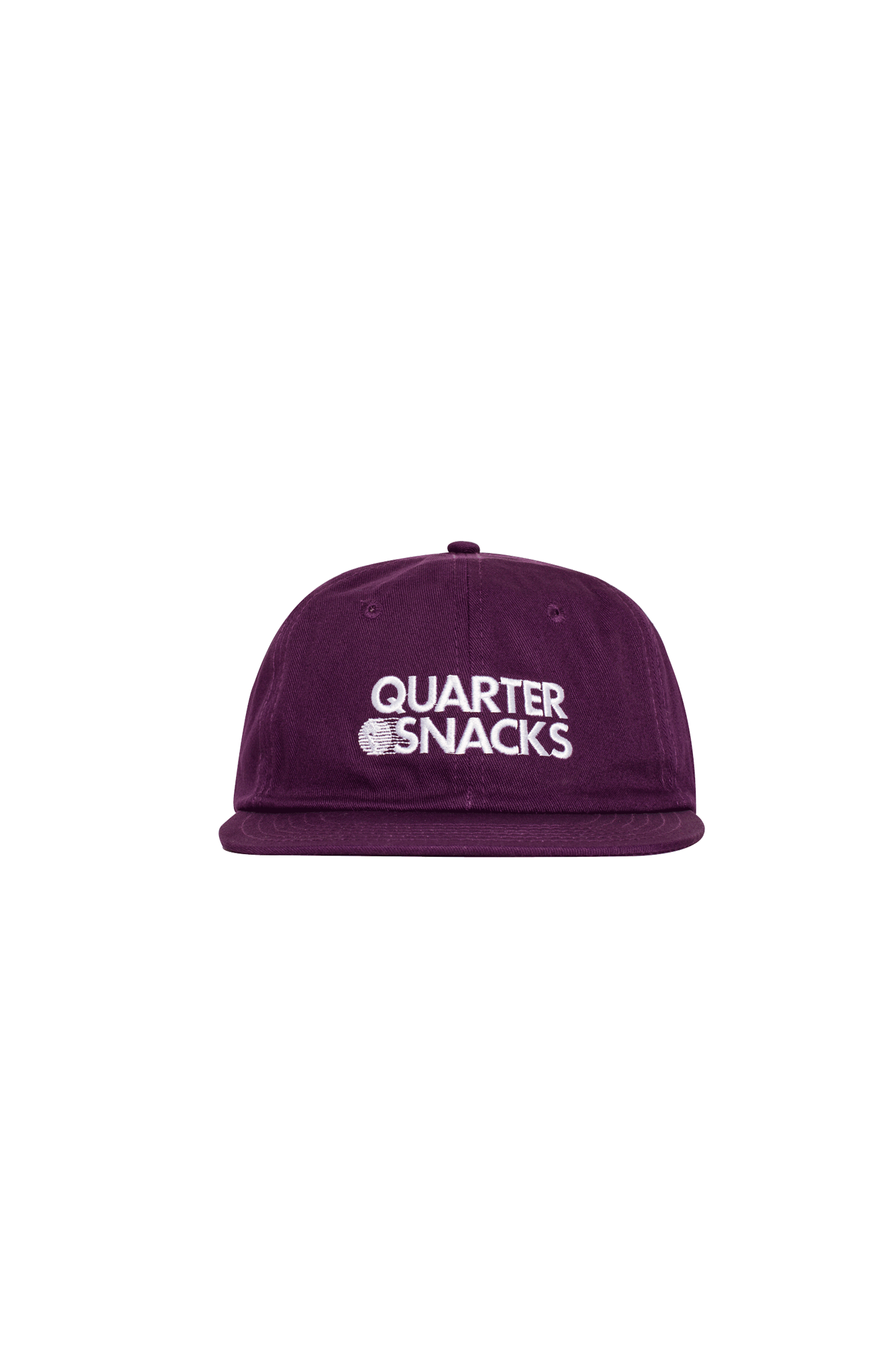Journalist Cap Purple