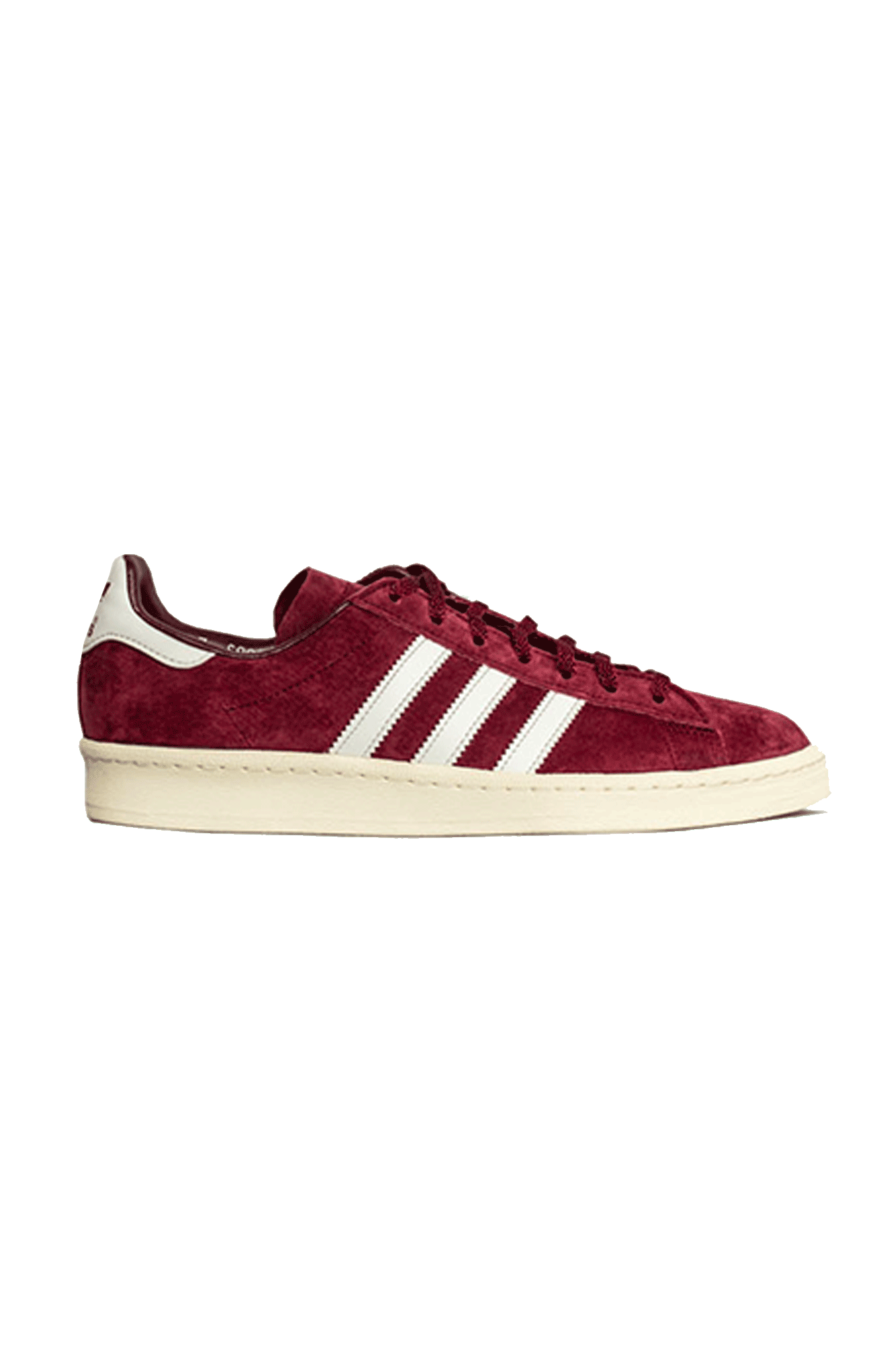 Adidas Originals Sneakers Campus 80s Japan Pack Vntg Red S82738#000#C0012#5 - One Block Down