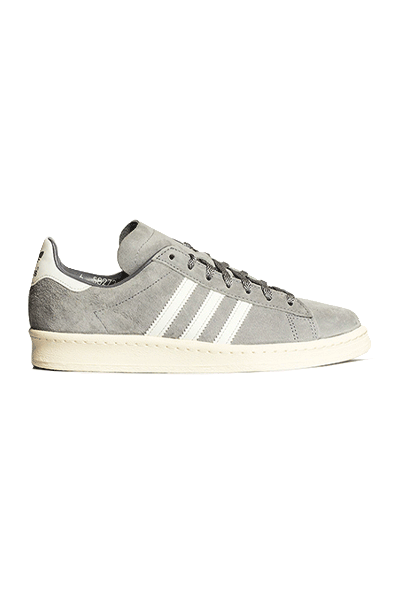 Adidas Originals Sneakers Campus 80s Japan Pack Vntg Grey S82739#000#C0009#5 - One Block Down