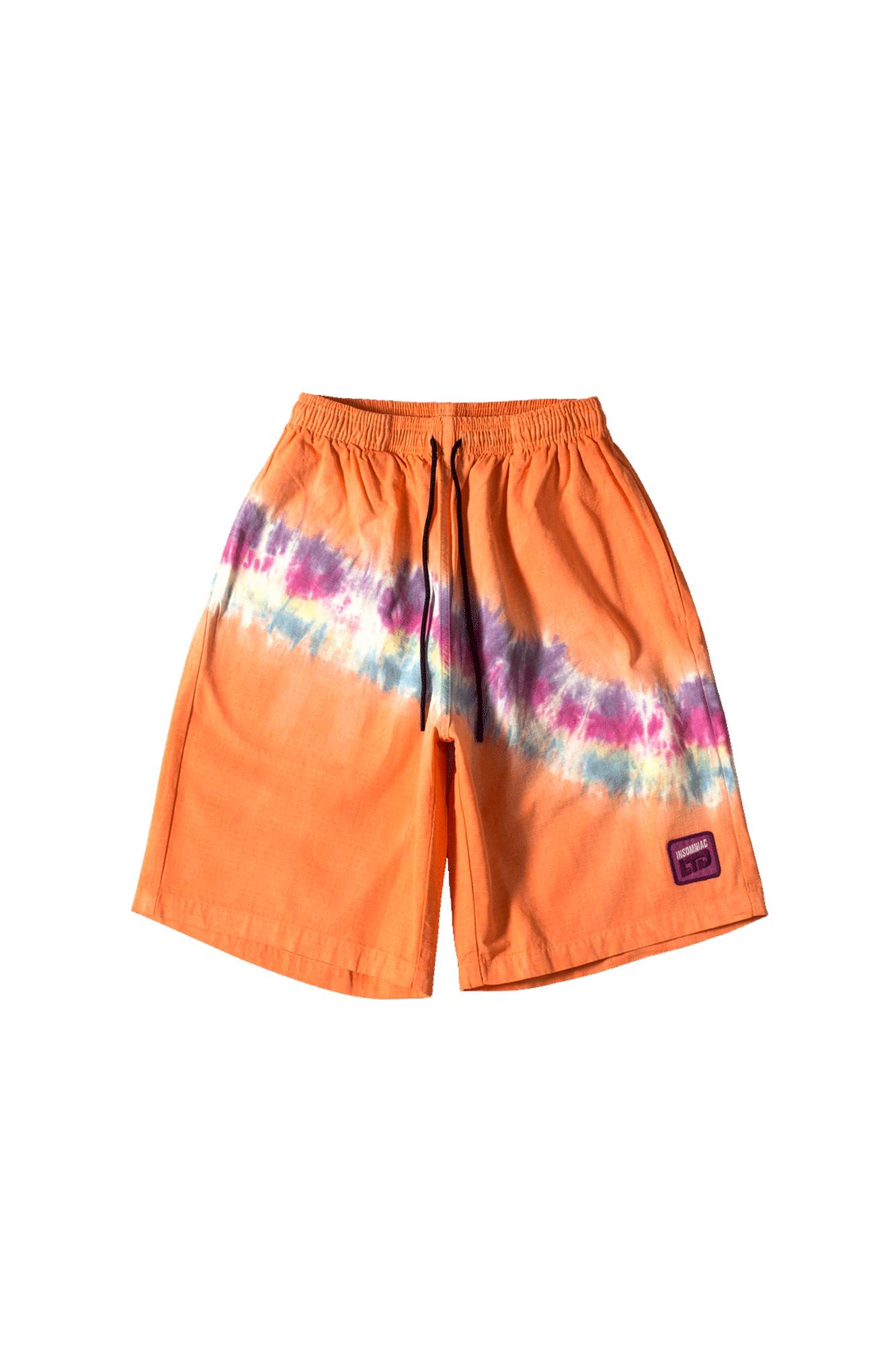 Reverb Shorts Orange