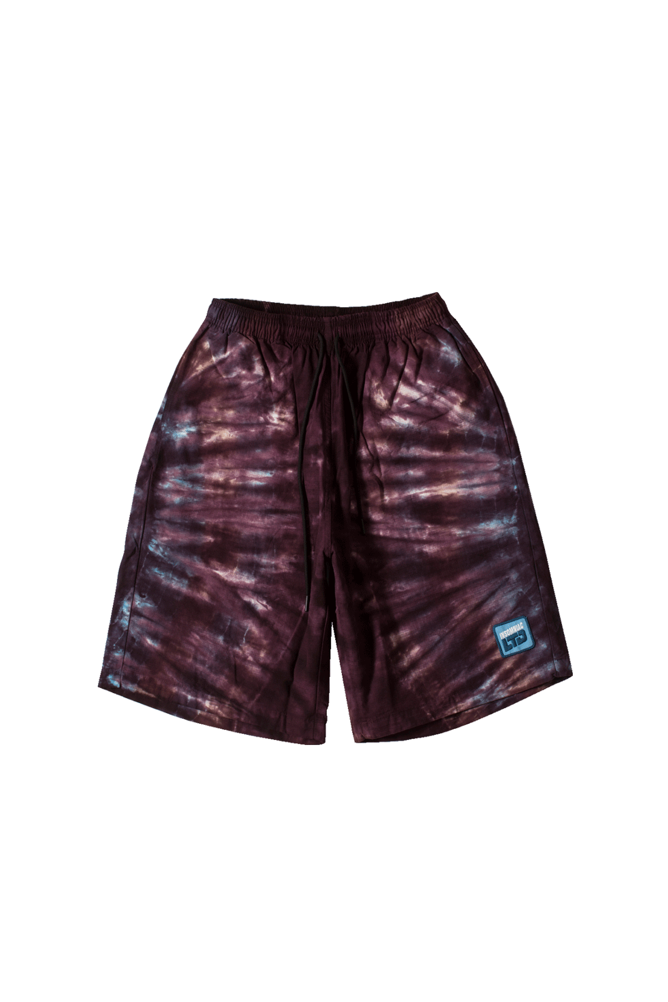 Reverb Shorts Purple