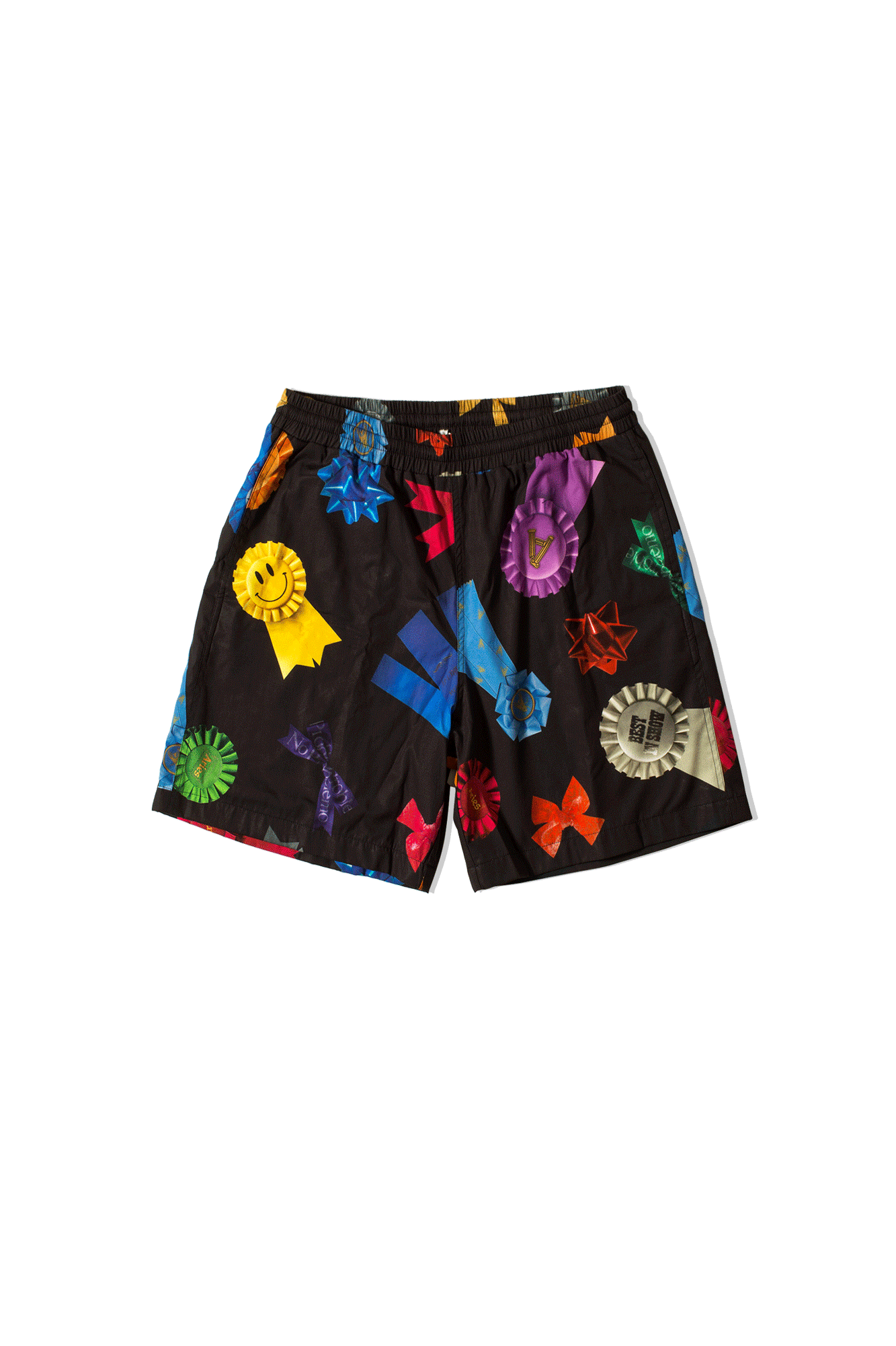 Bows Boards Short Black