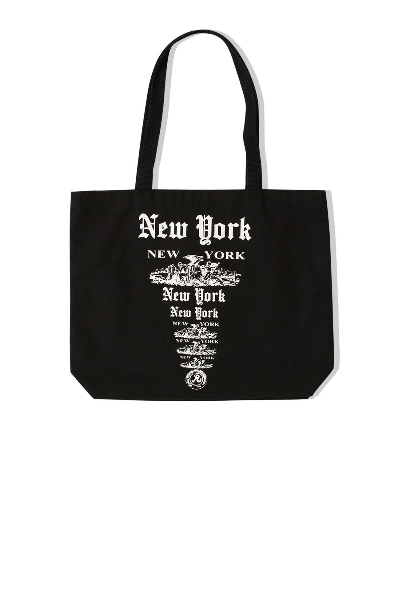 NYNY Tote Bag Black
