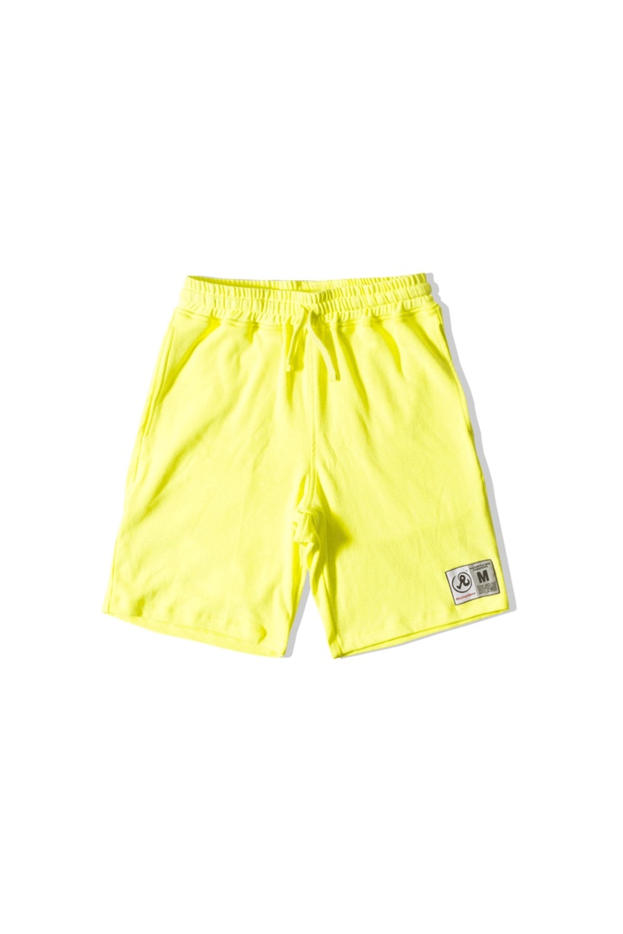 Richardson Mag Shorts Simple Sweatshorts Yellow SS19026PIG#000#YELLOW#S - One Block Down